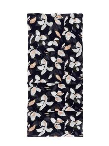 Hobbs Abstract Floral Scarf