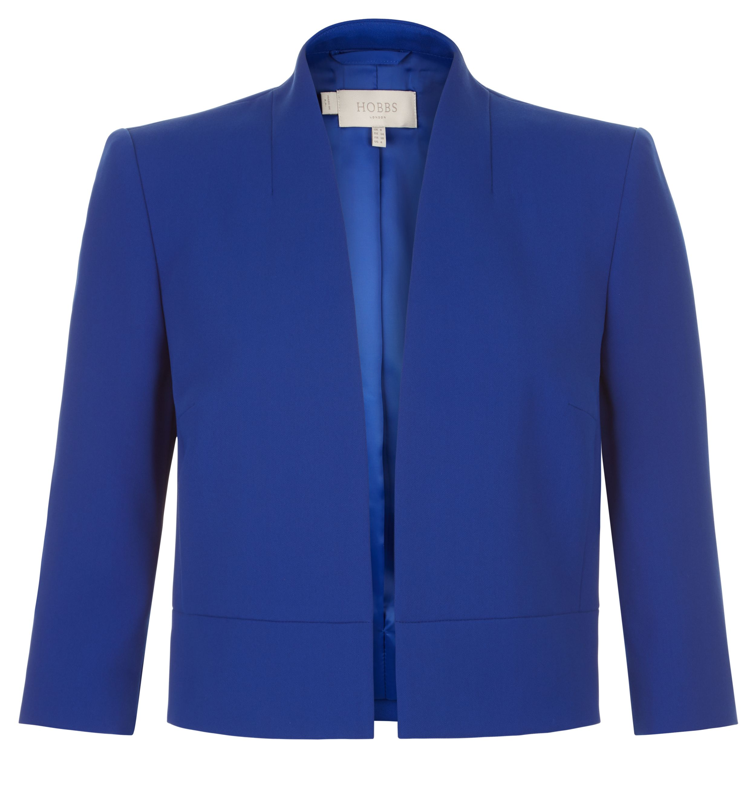 Hobbs Sandra Jacket, Blue