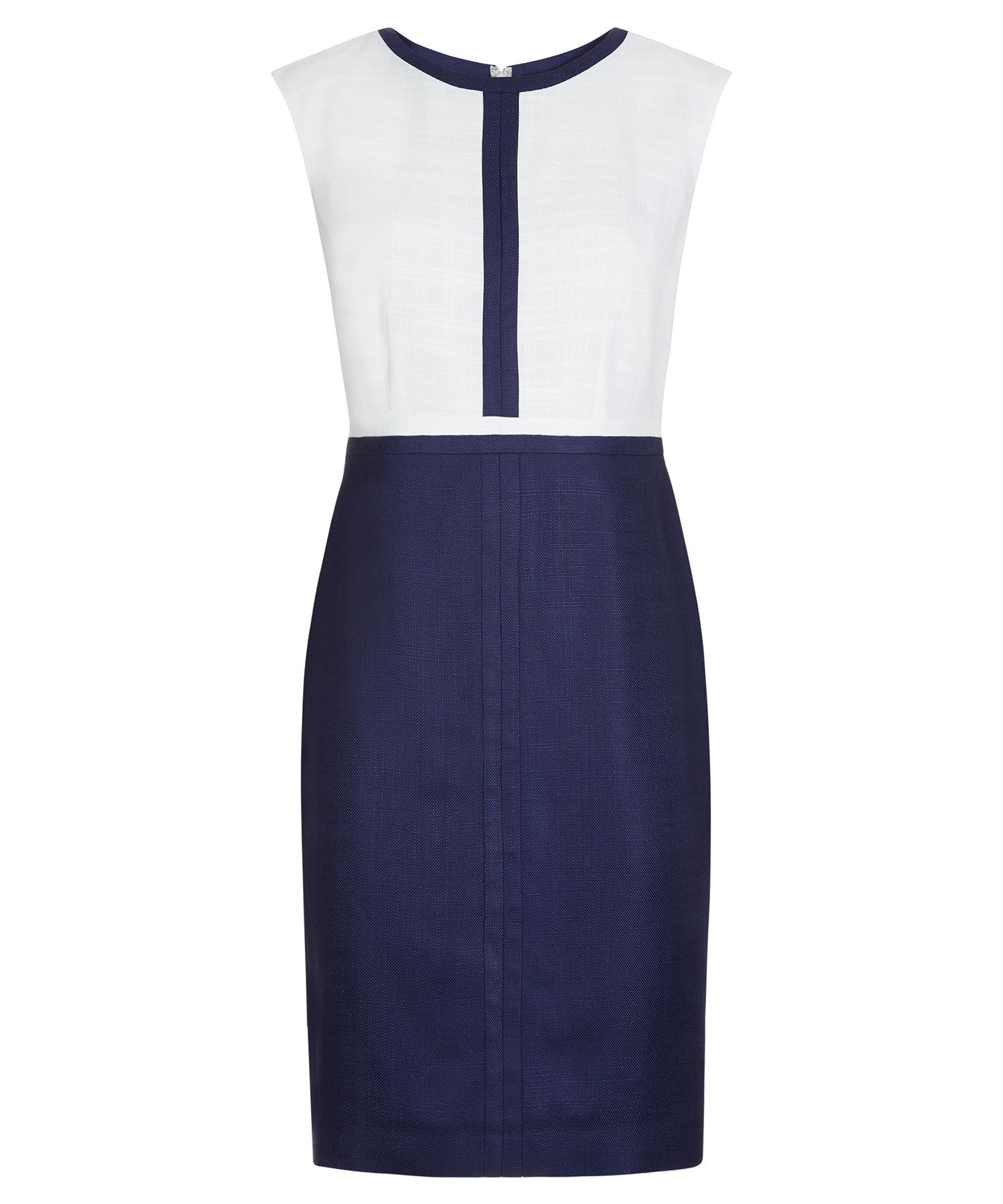 Hobbs Sorcha Dress, Blue