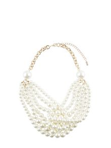 Hobbs Abby Pearl Necklace