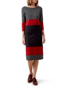 Hobbs Zannie Midi Dress