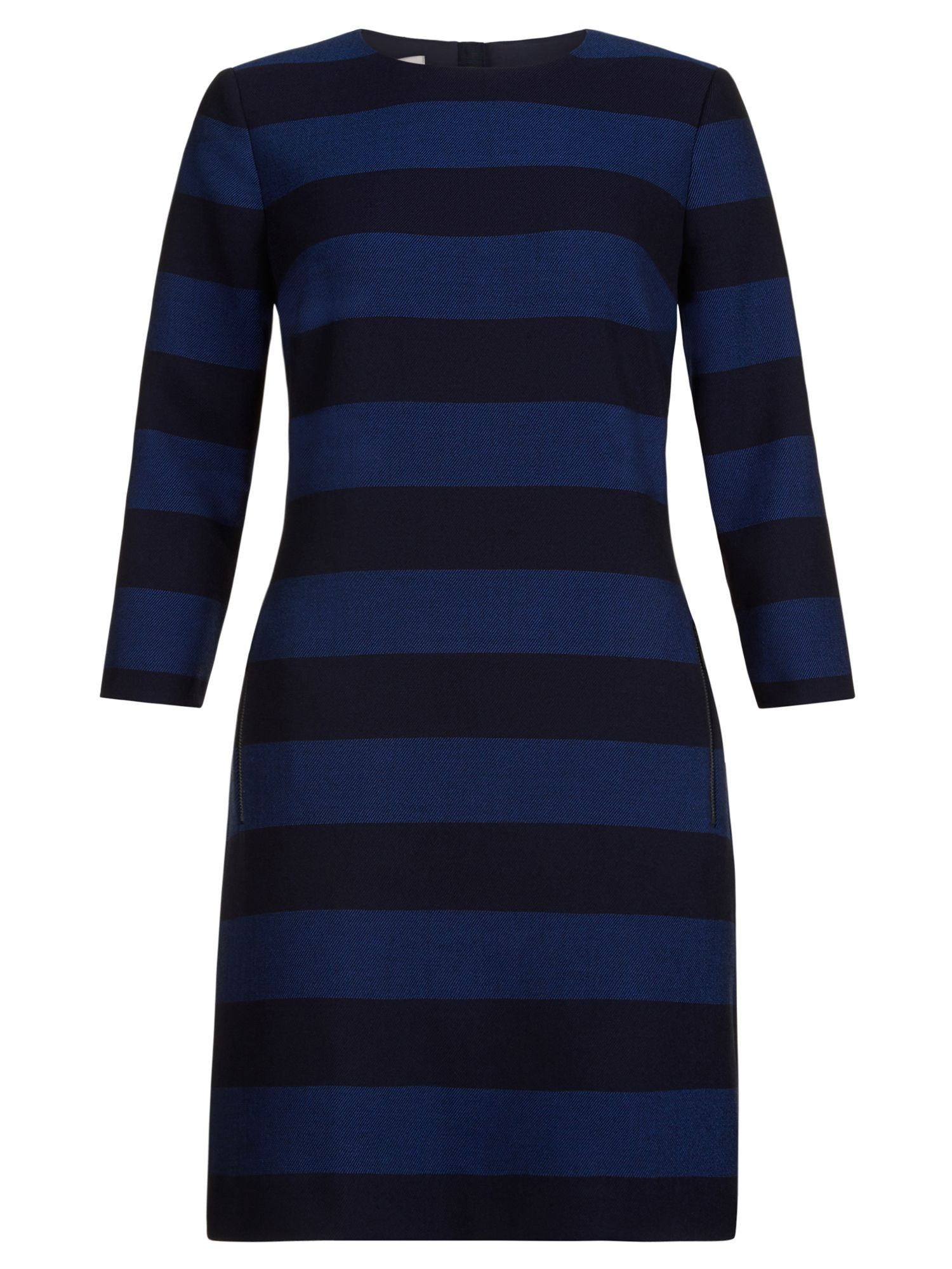 Hobbs Gracie Dress, Blue