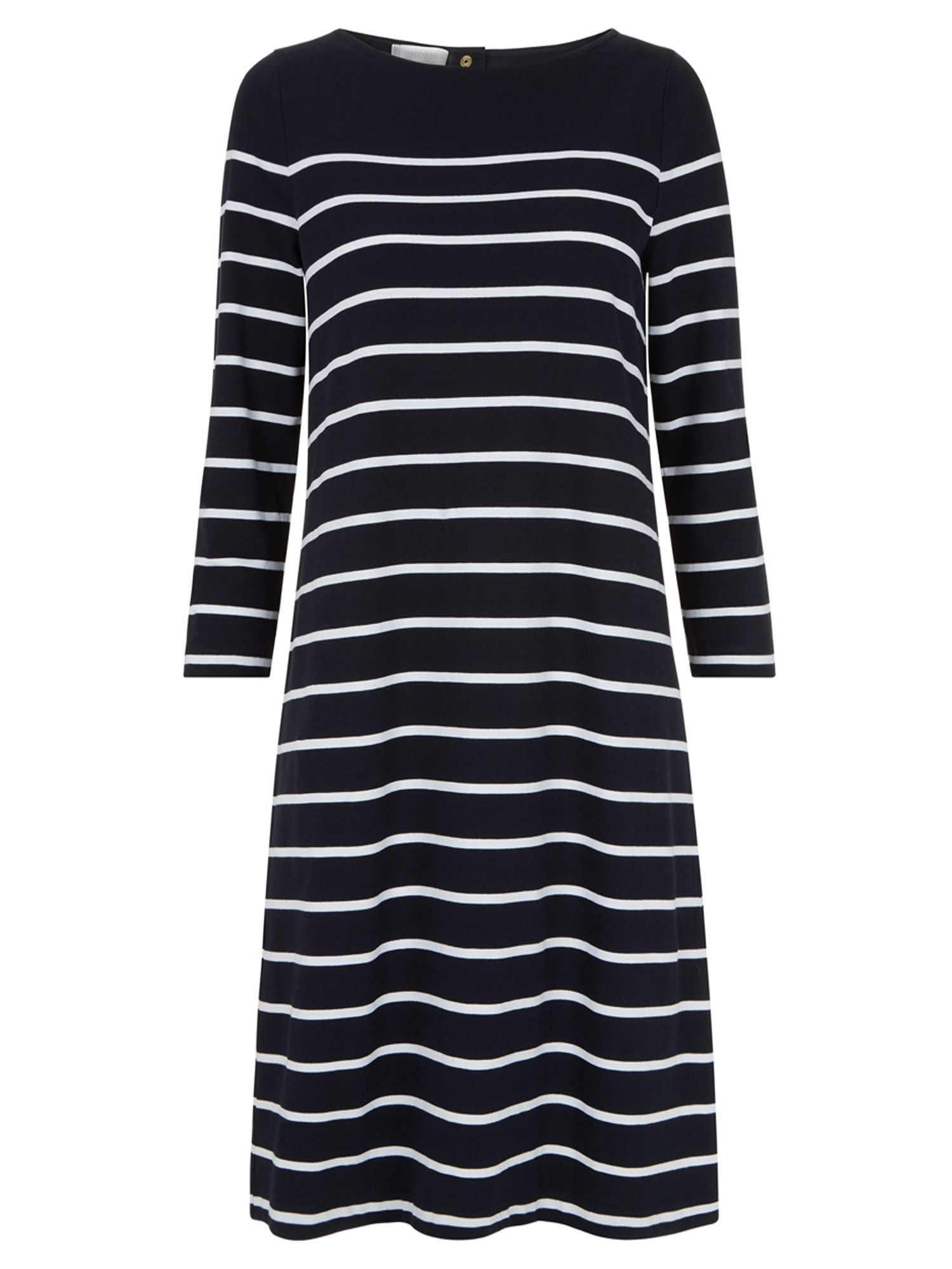 Hobbs Bailey Dress, Multi-Coloured