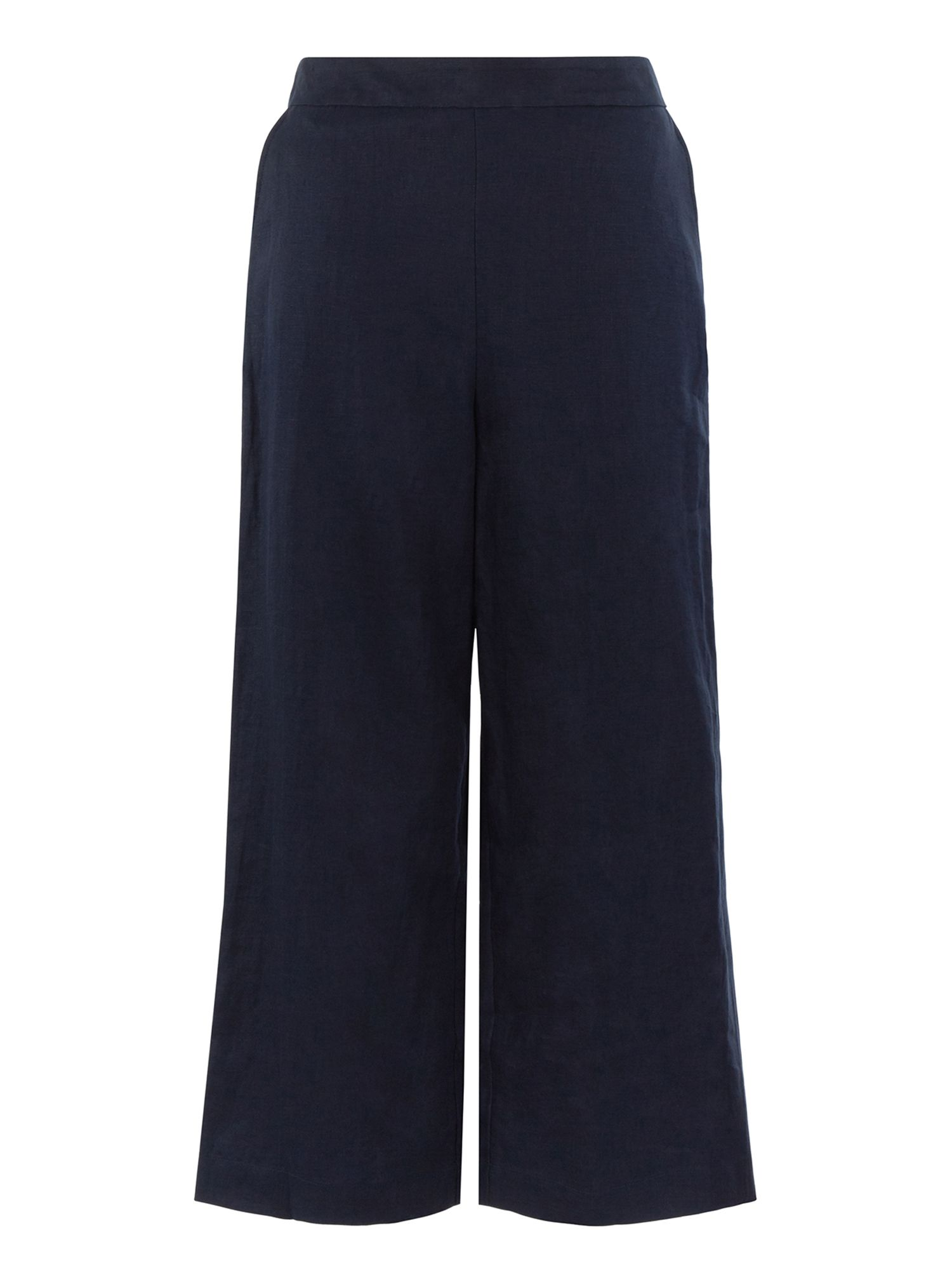 Hobbs Anise Crop Trouser, Blue