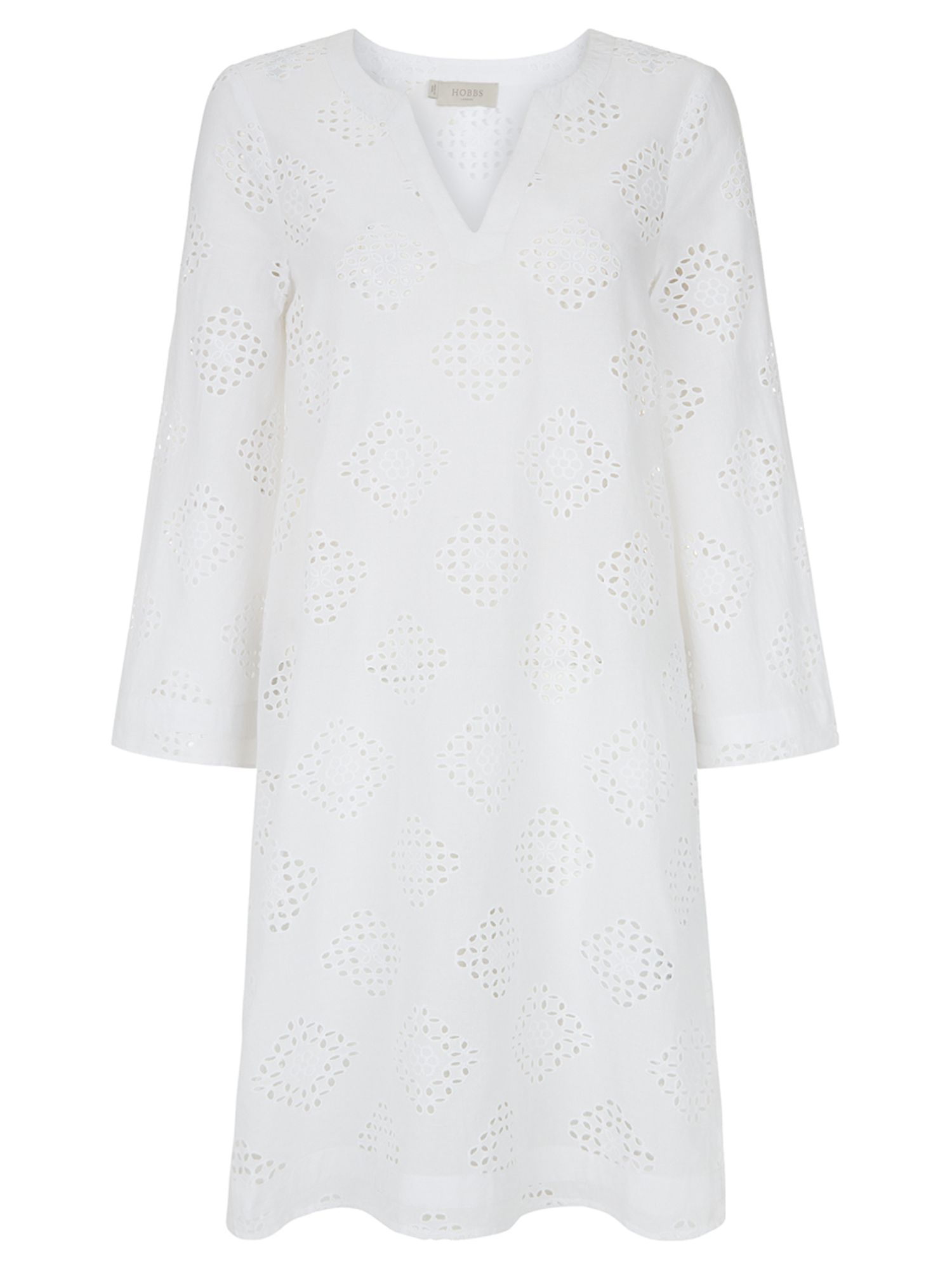 Hobbs Esther Cover Up, White