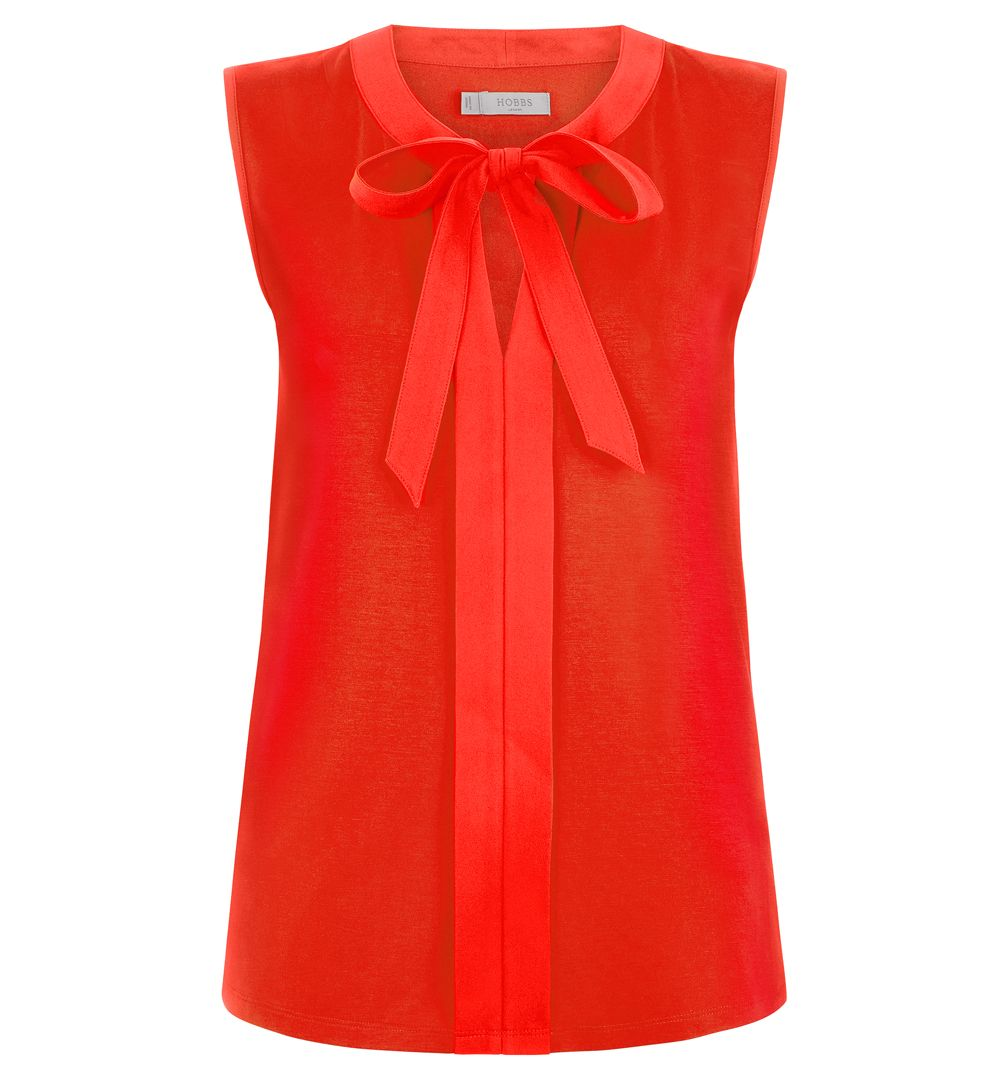 Hobbs Maisie Top, Orange