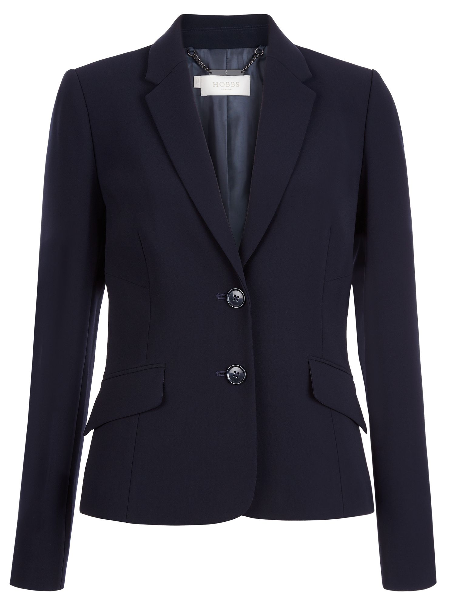 Hobbs Catherine Jacket, Blue