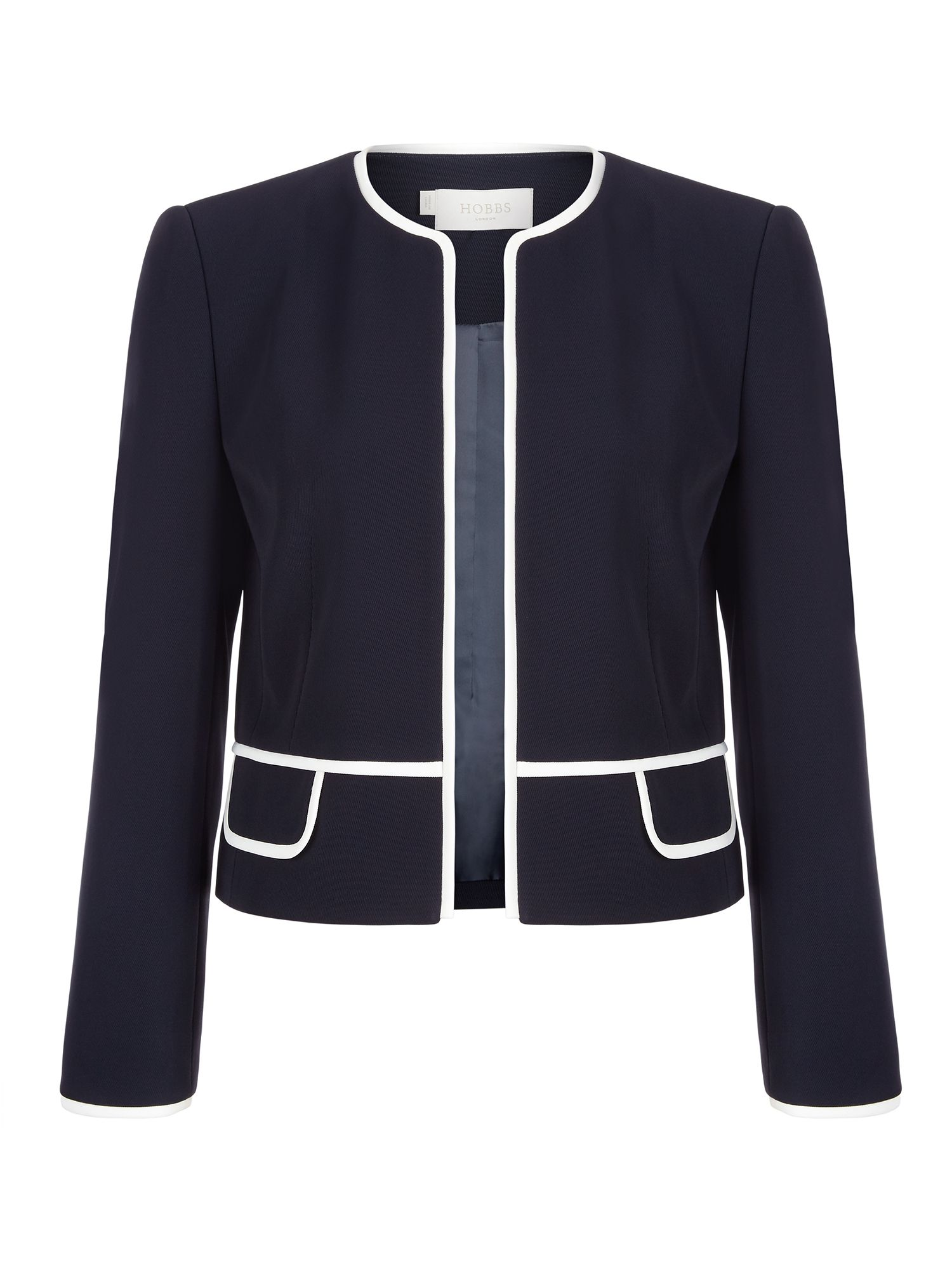 Hobbs Elizabeth Jacket, Multi-Coloured