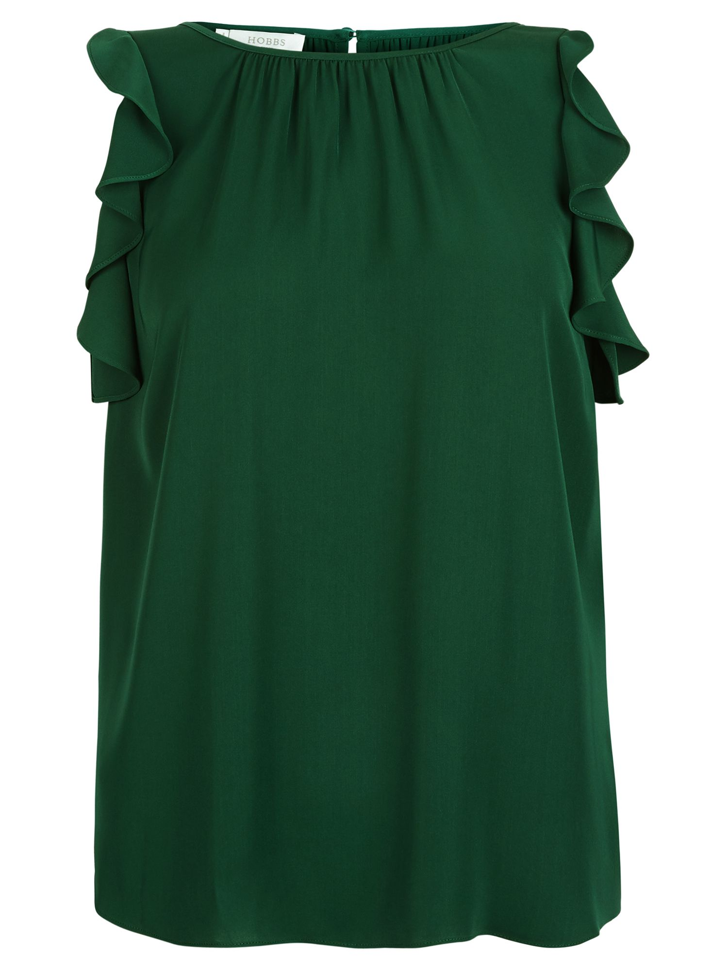 Hobbs Frances Top, Green