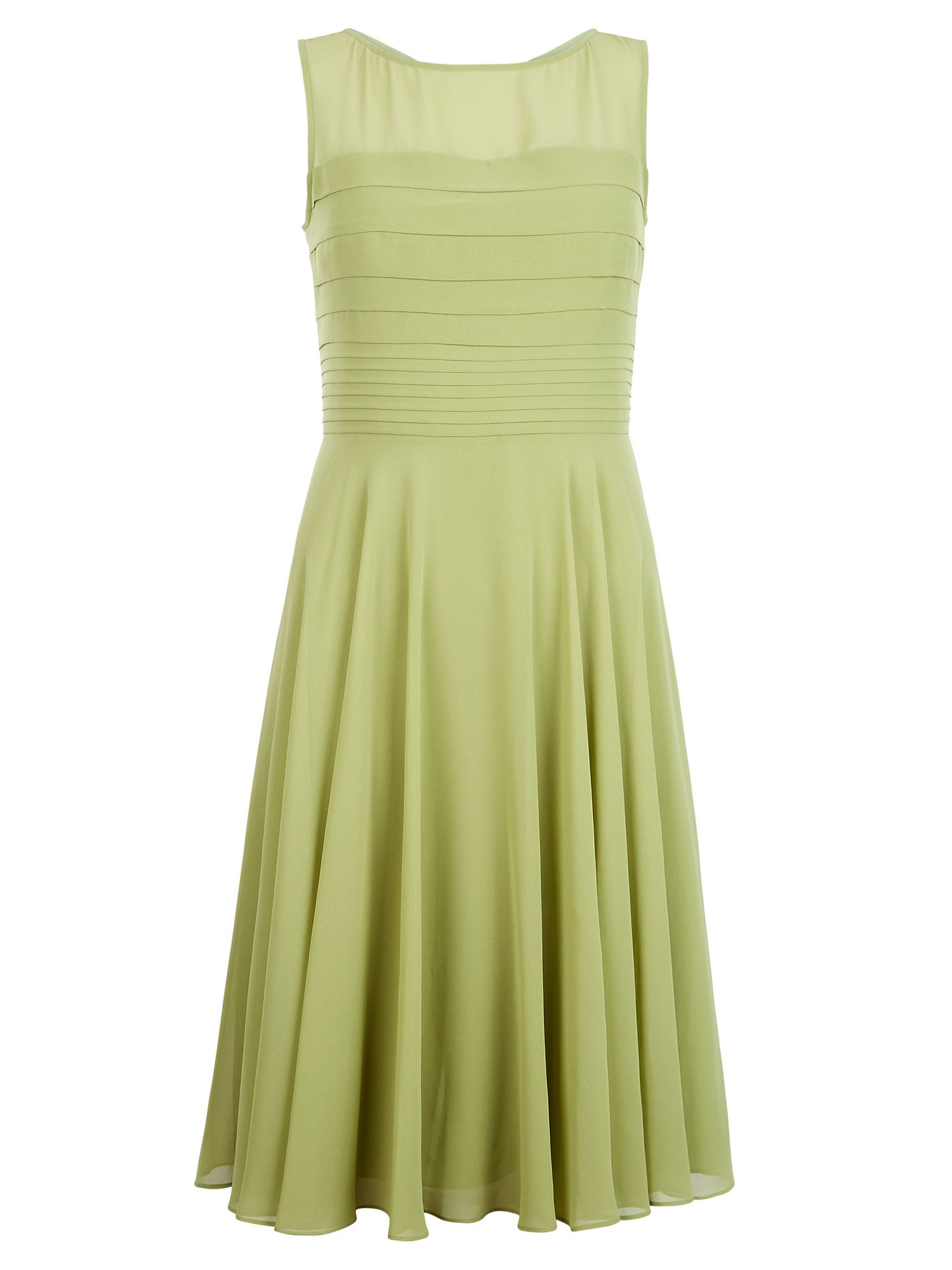 Hobbs Adriana Dress, Green