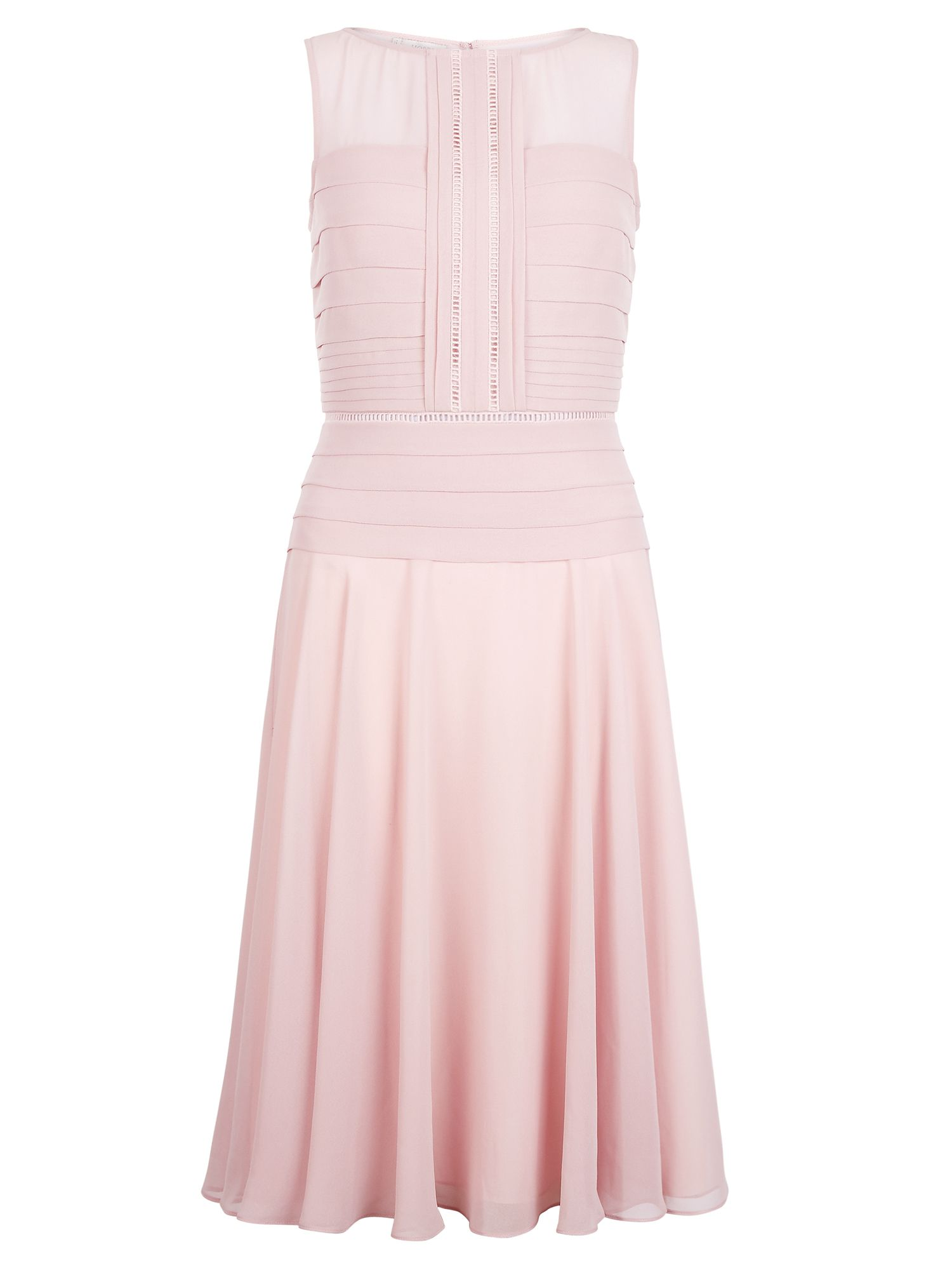 Hobbs Skylar Dress, Light Pink