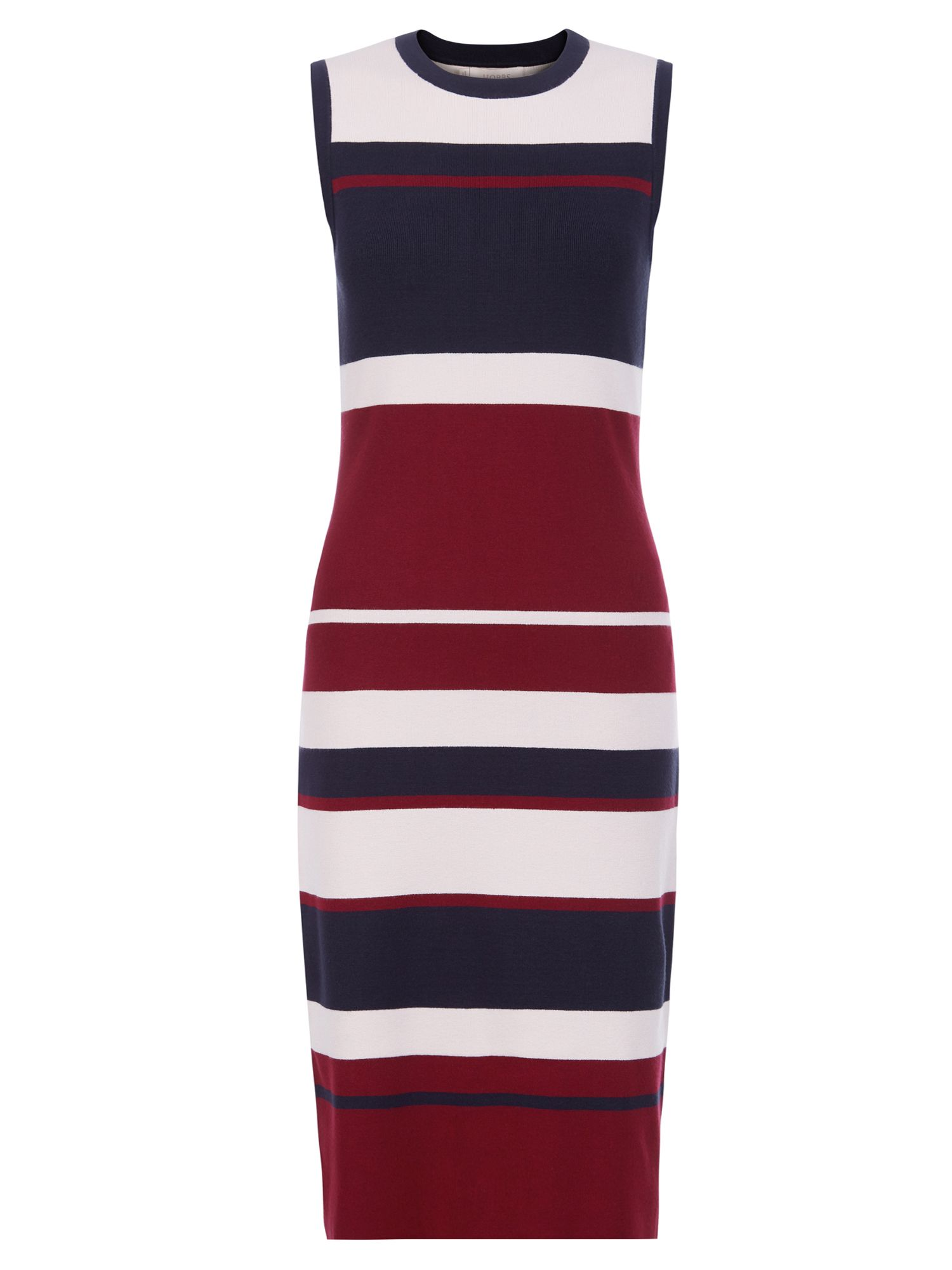 Hobbs Grace Dress, Multi-Coloured