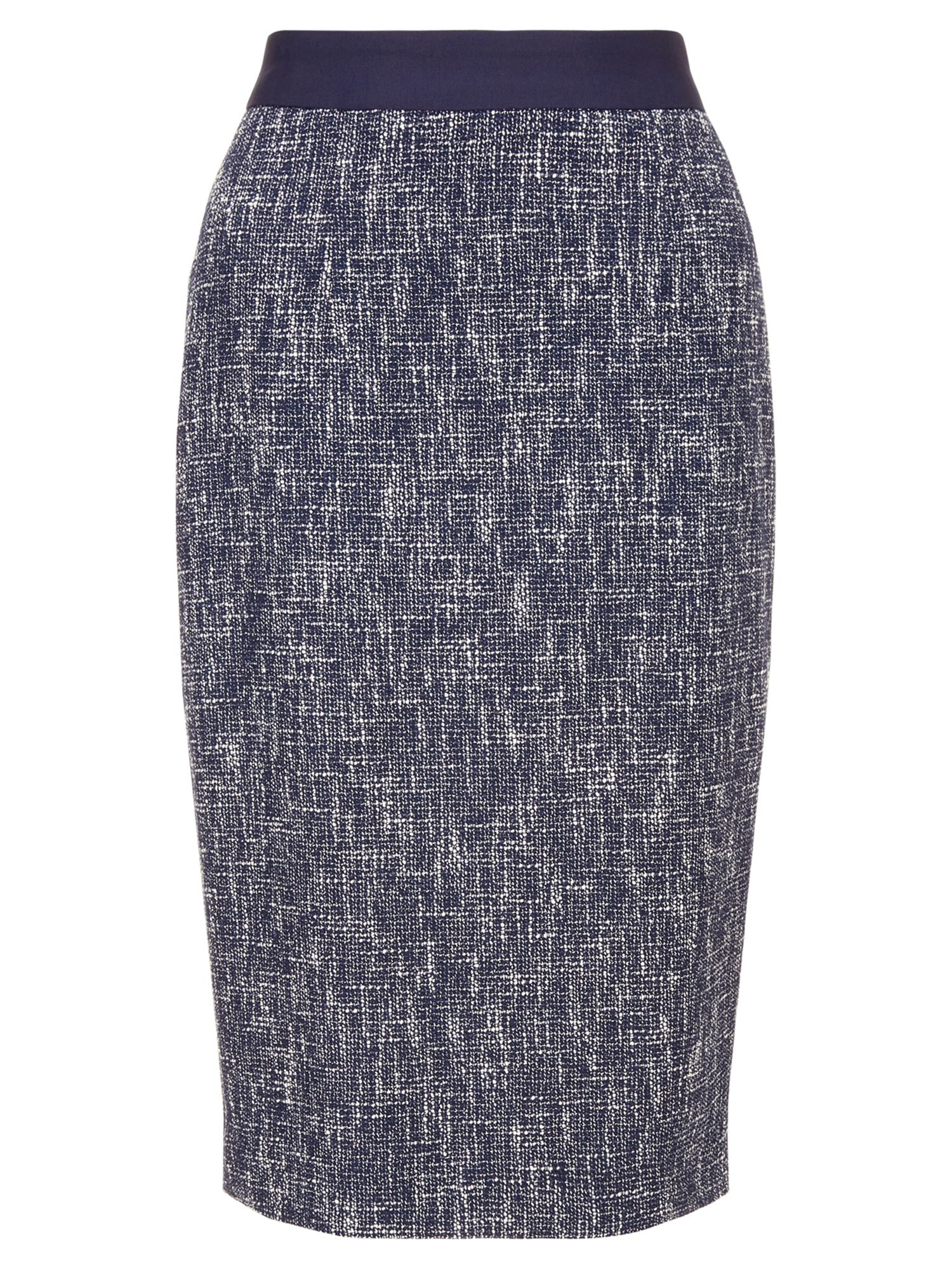 Hobbs Arabella Skirt, Multi-Coloured