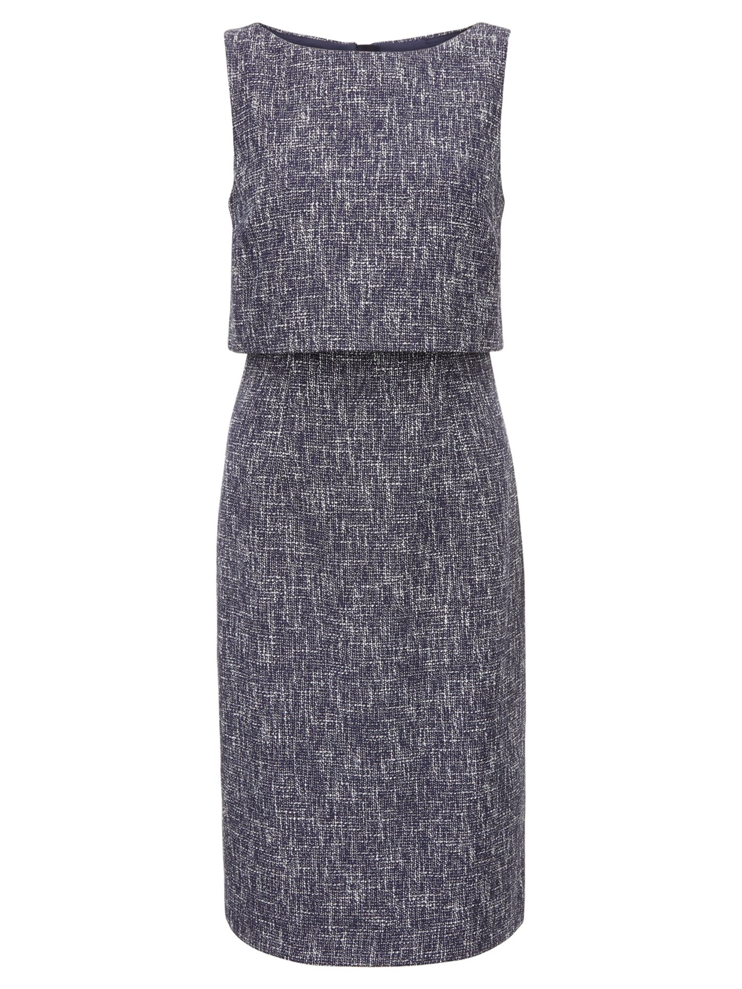 Hobbs Arabella Dress, Multi-Coloured