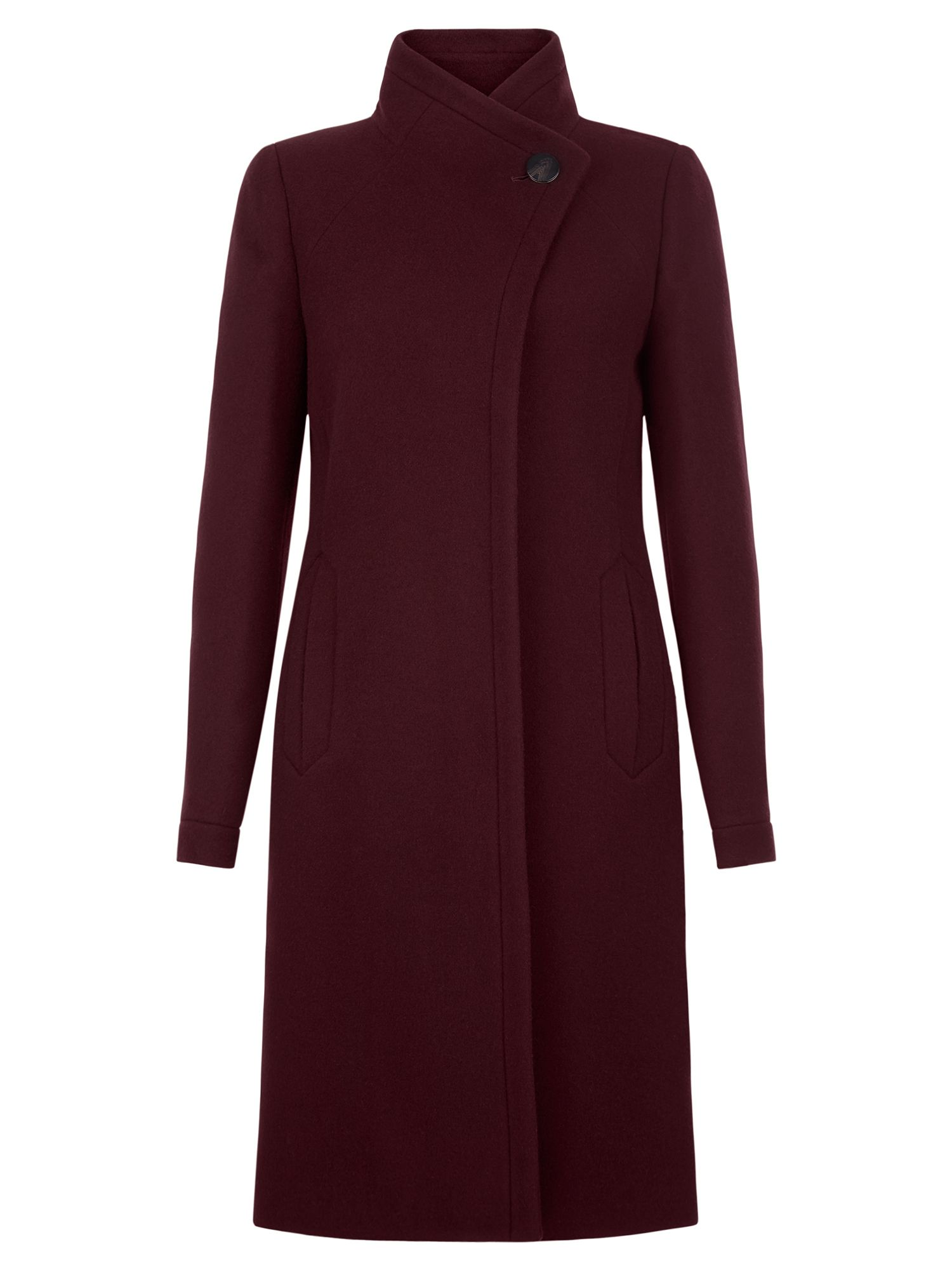 Hobbs Soraya Coat, Red