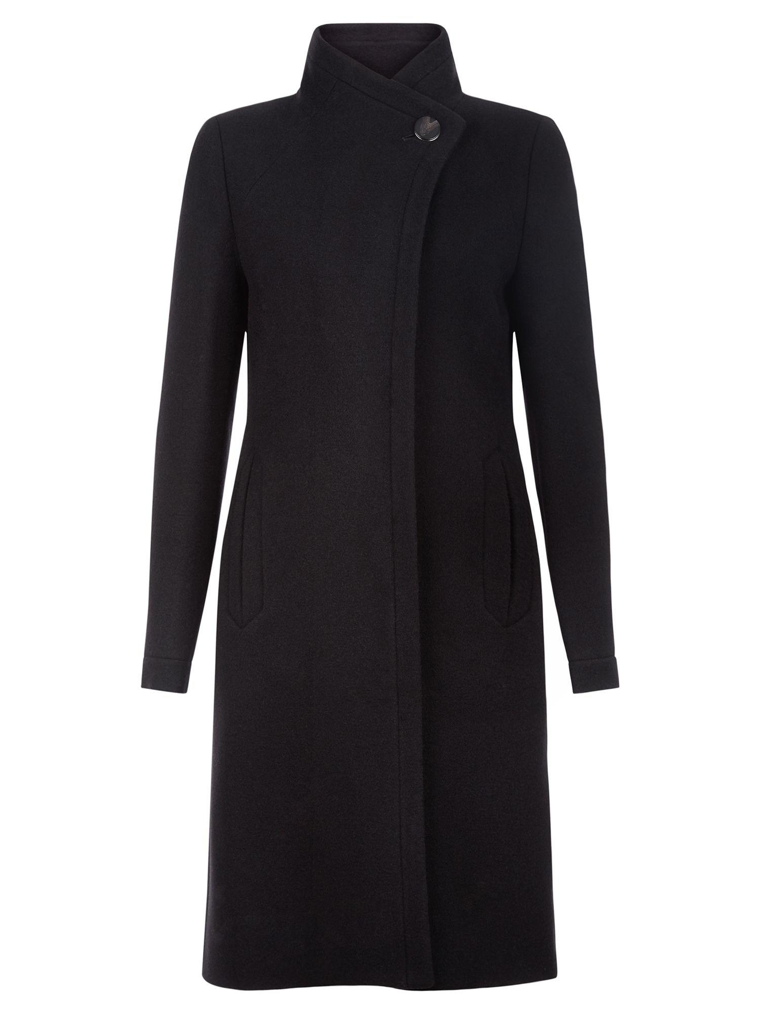 Hobbs Soraya Coat, Black