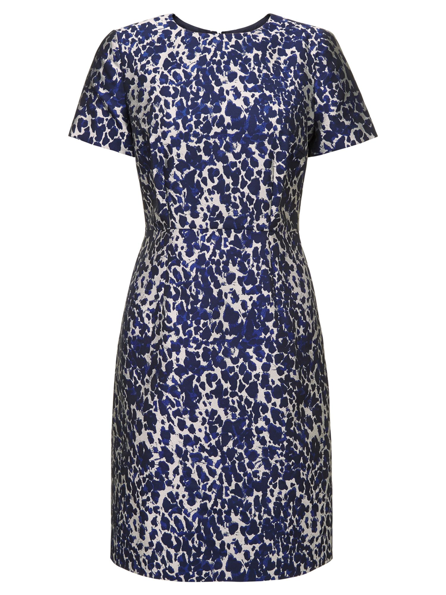 Hobbs Kayla Dress, Multi-Coloured