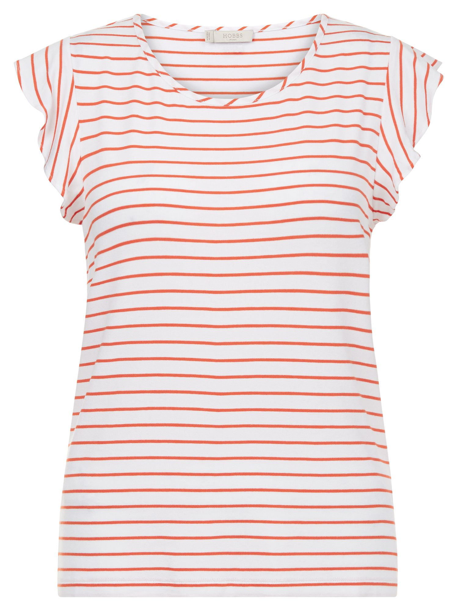 Hobbs Vanessa Tee, Multi-Coloured