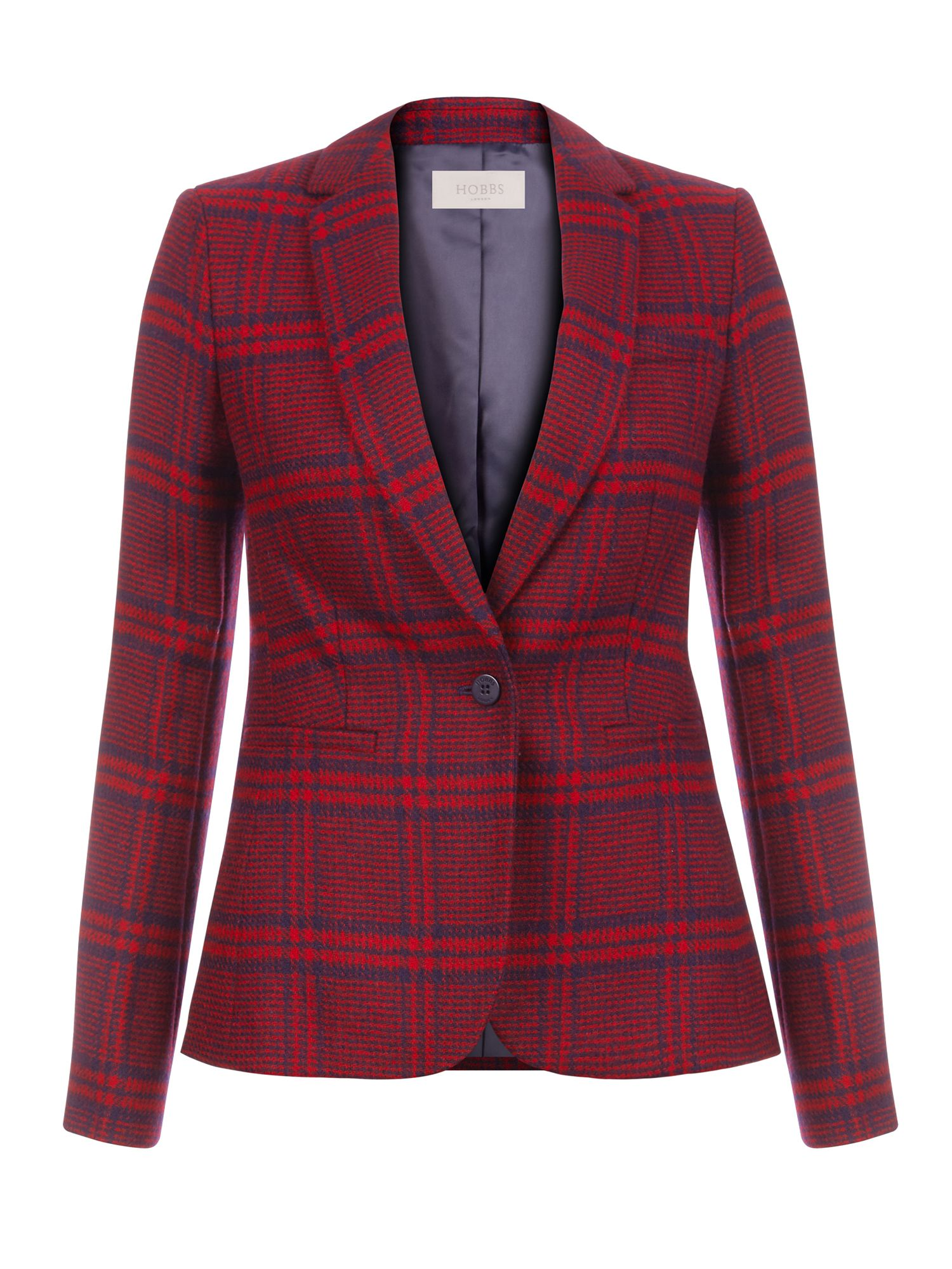 Hobbs Trent Jacket, Multi-Coloured