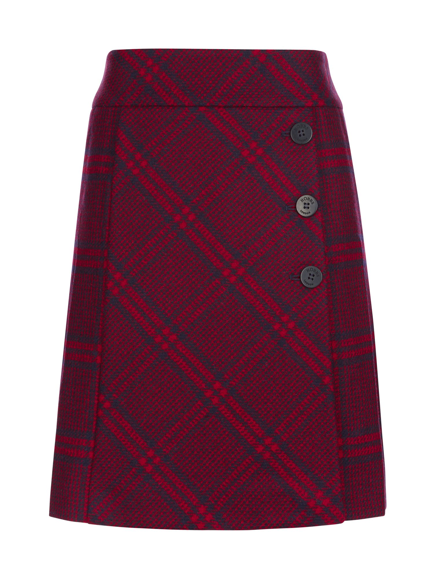 Hobbs Trent Skirt, Multi-Coloured