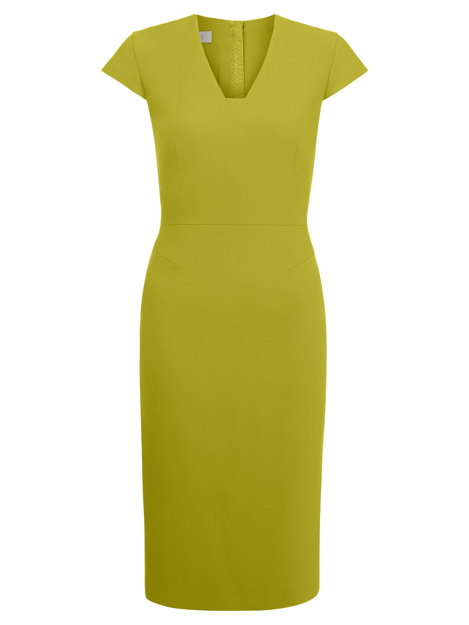 Hobbs Louisa Dress, Yellow