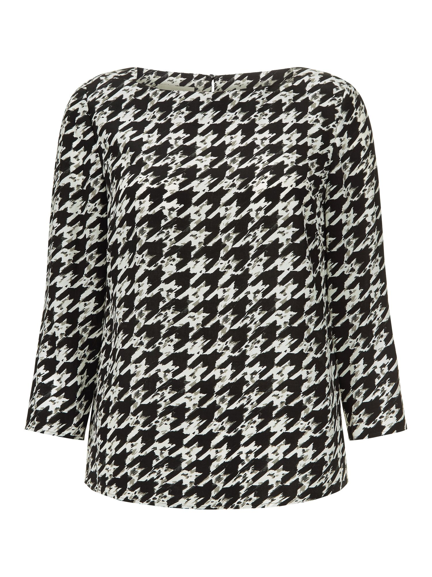 Hobbs Floretta Top, Multi-Coloured