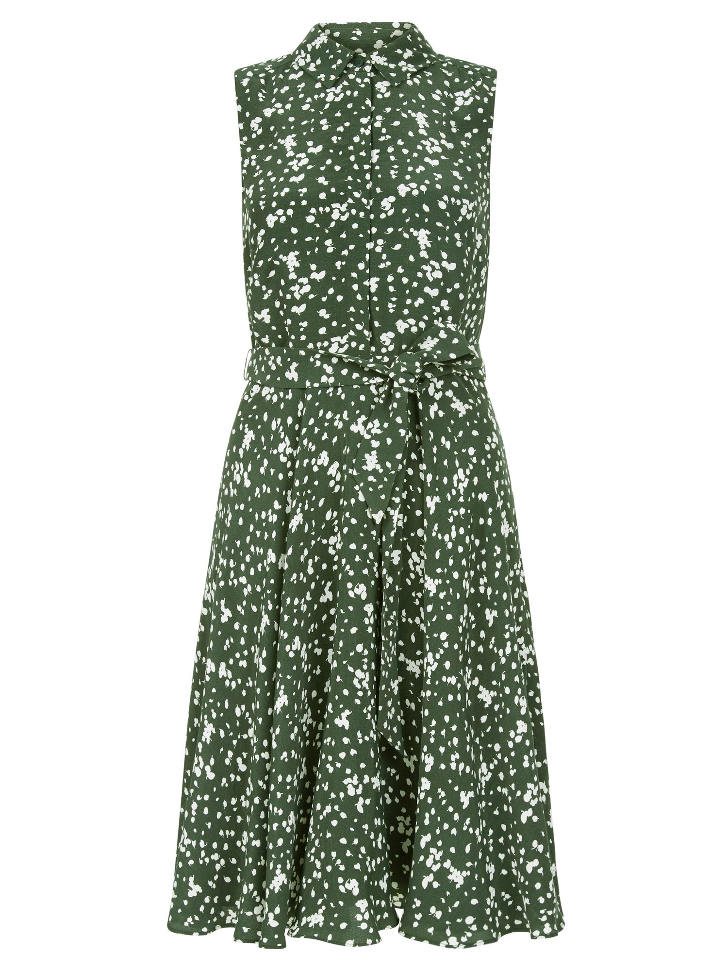 Hobbs Belinda Dress, Green