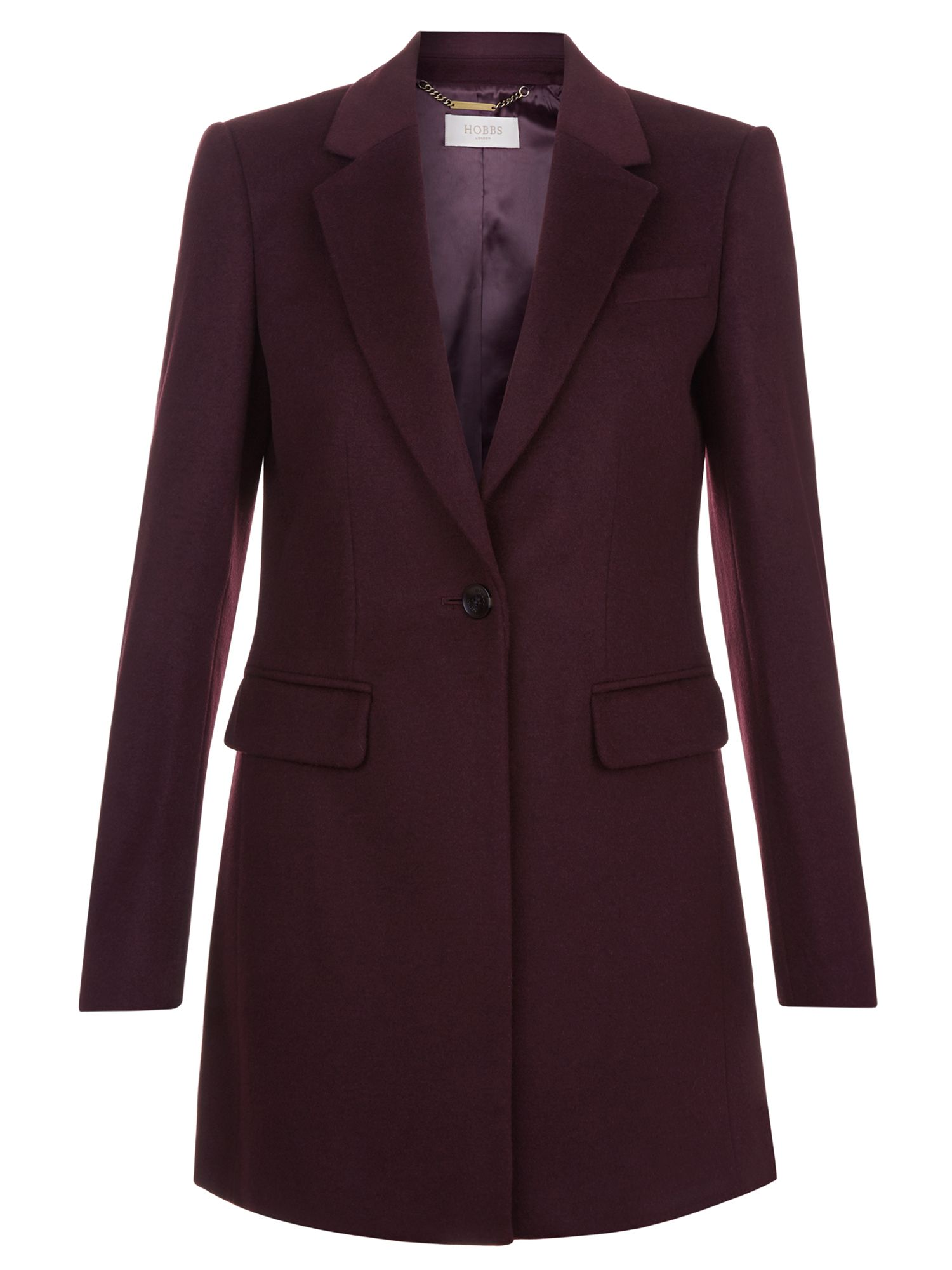 Hobbs Tia Coat, Red