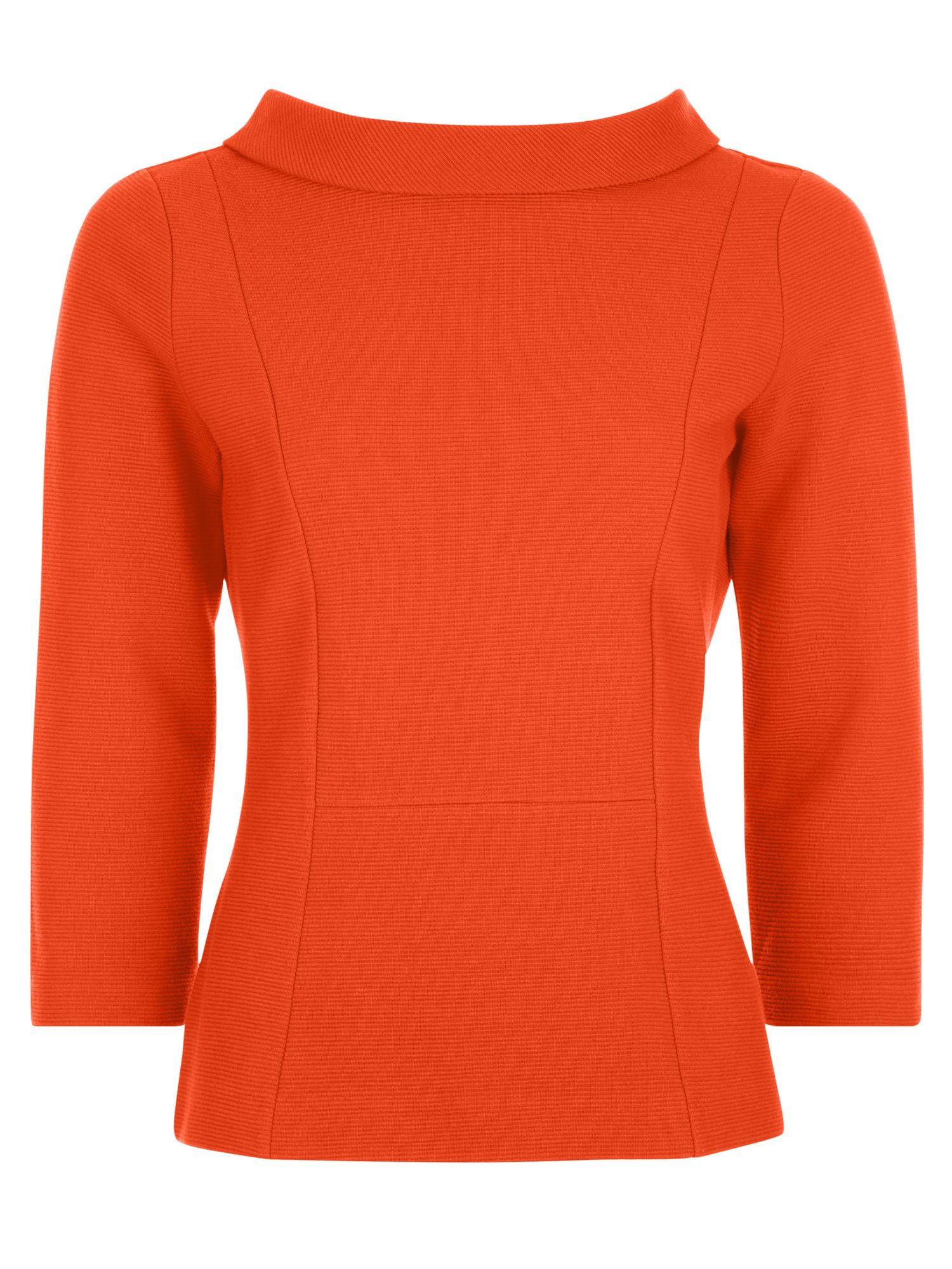 Hobbs Cordelia Top, Orange