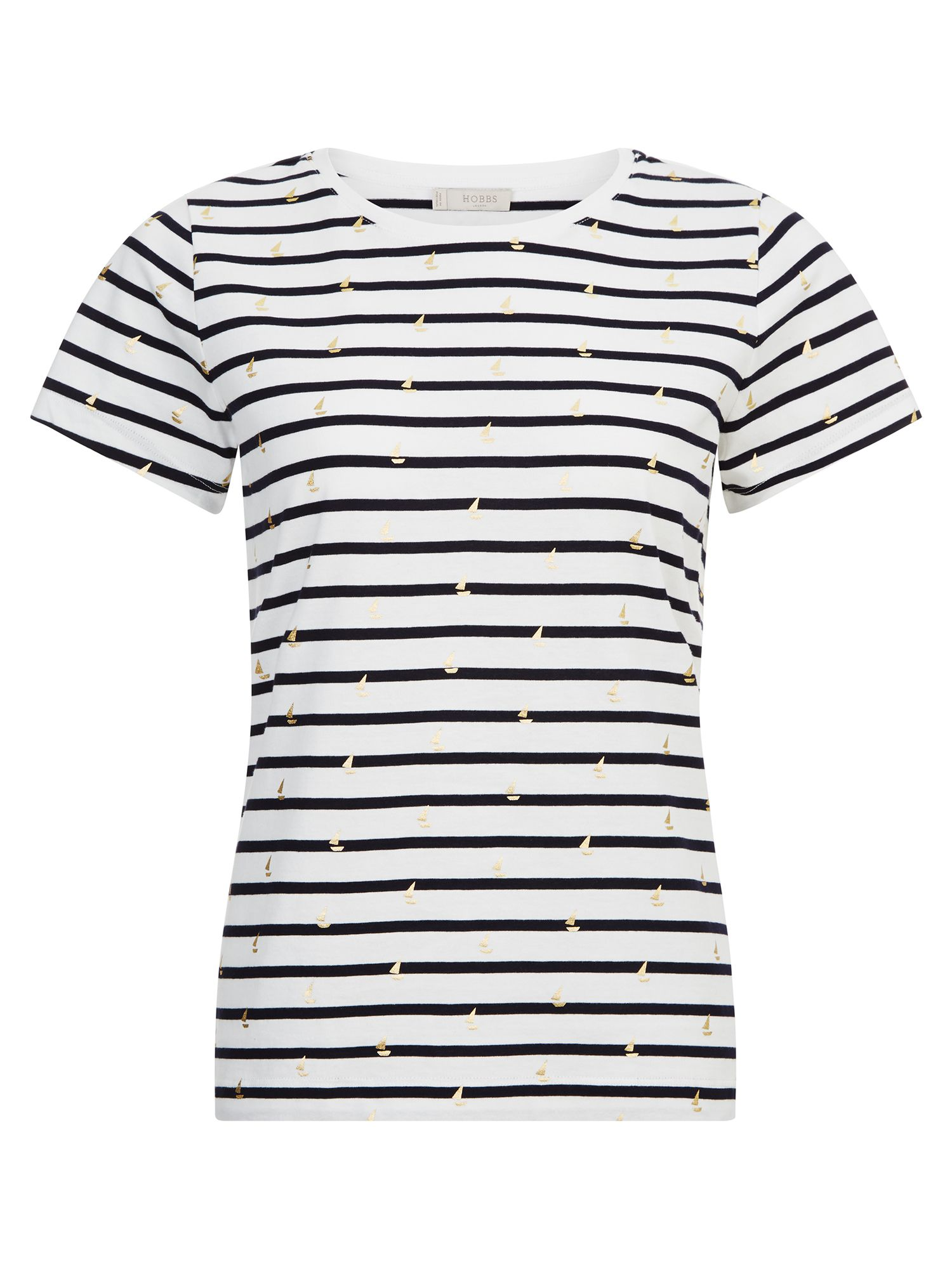 Hobbs Island Pixie Tee, Multi-Coloured