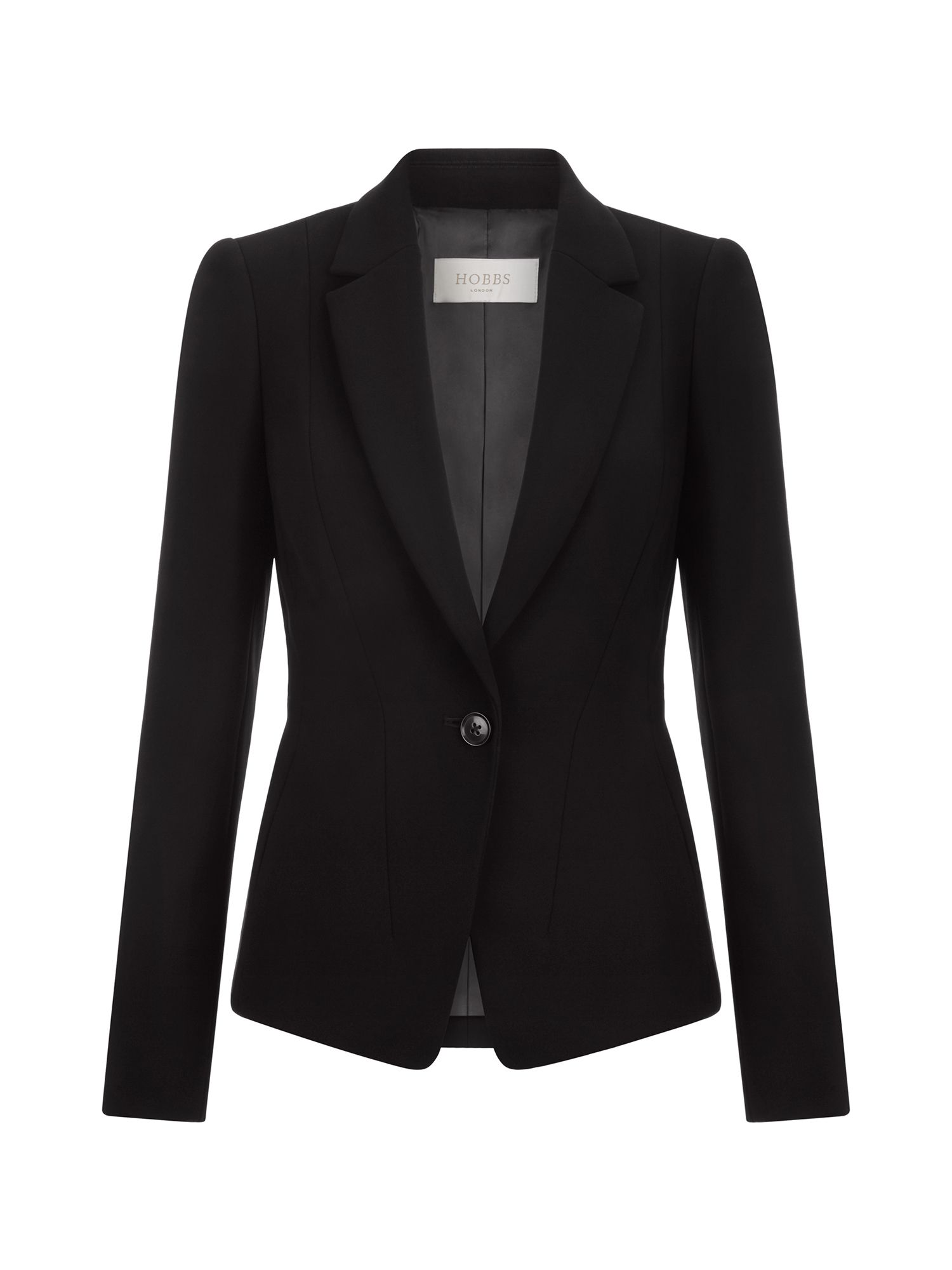 Hobbs Caitlyn Jacket, Black