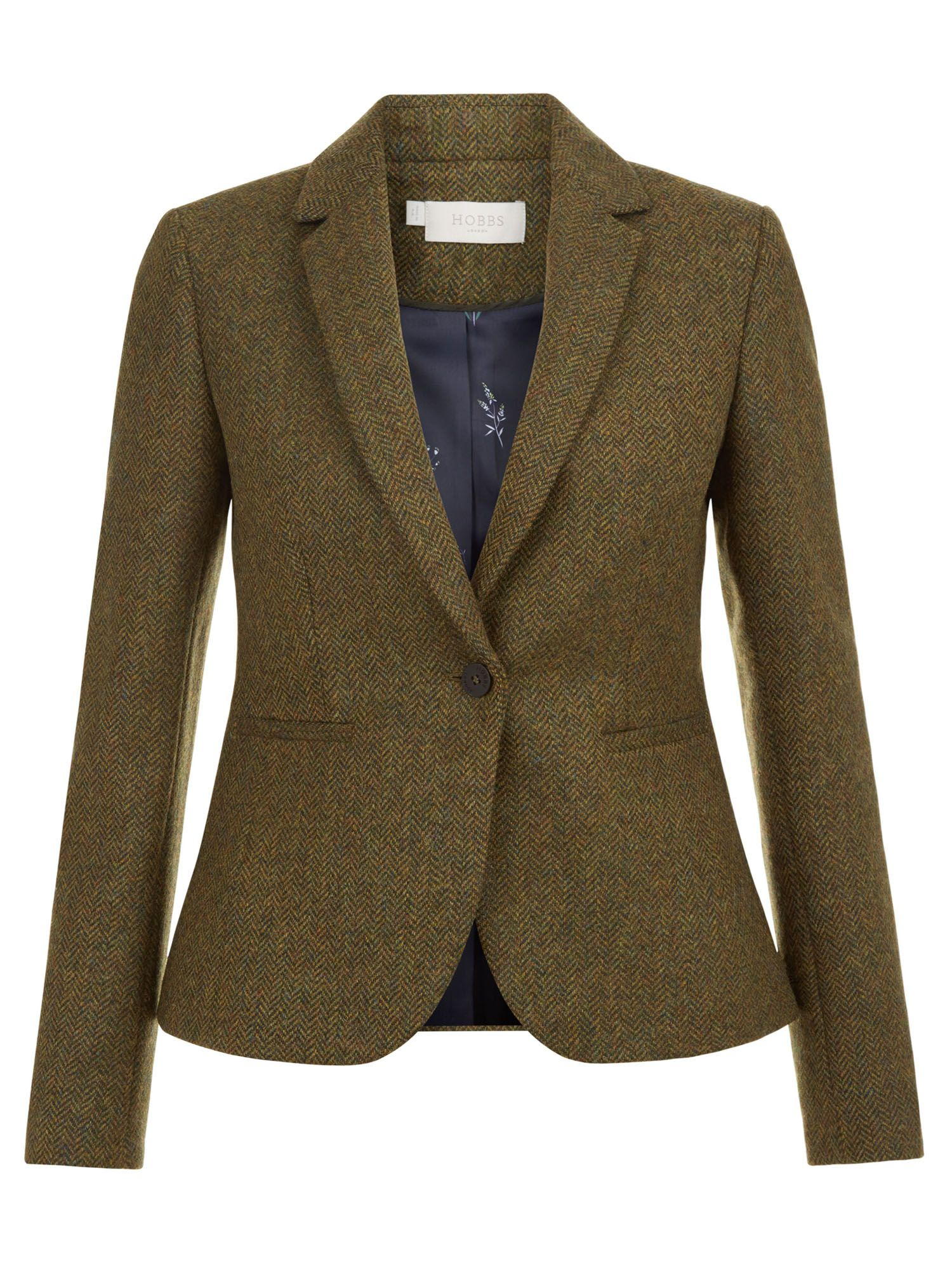 Hobbs Dalby Jacket, Green