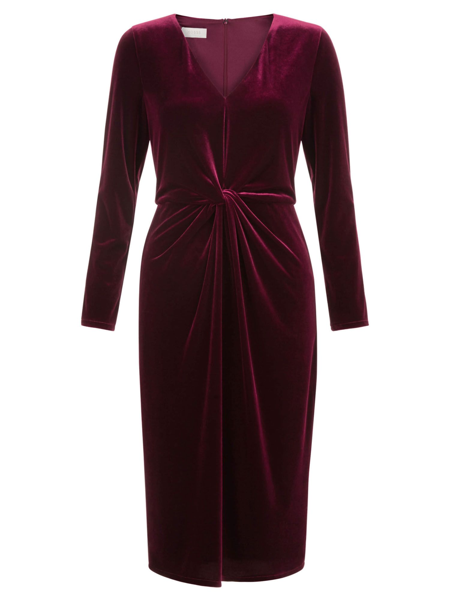 Hobbs Emilia Dress, Red