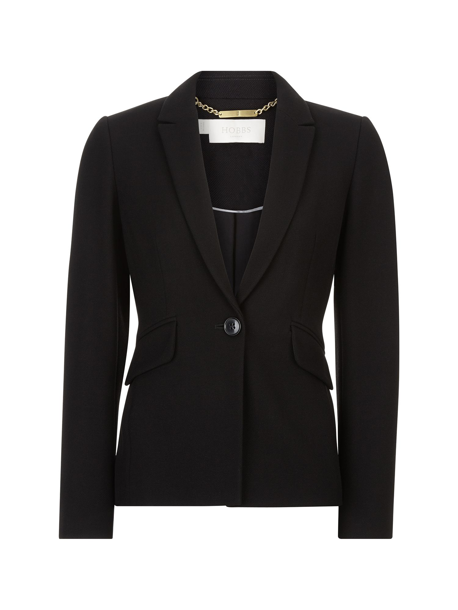Hobbs Gabi Jacket, Black