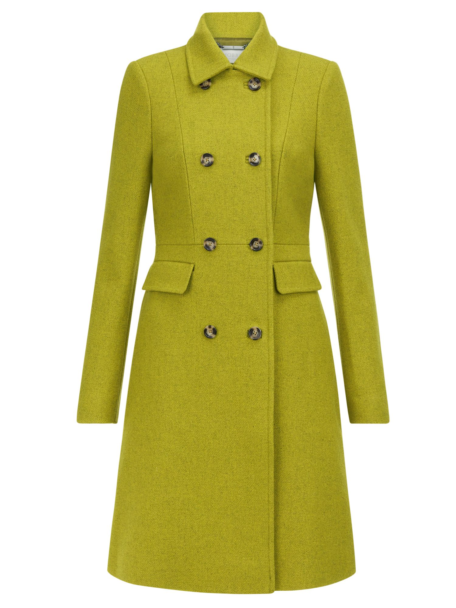 Hobbs Jasmin Coat, Green