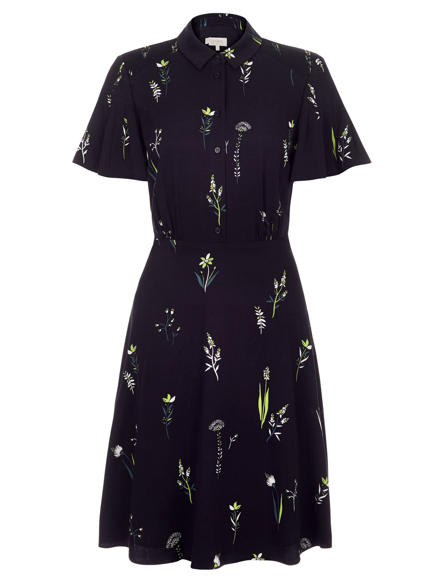 Hobbs Dale Dress, Blue