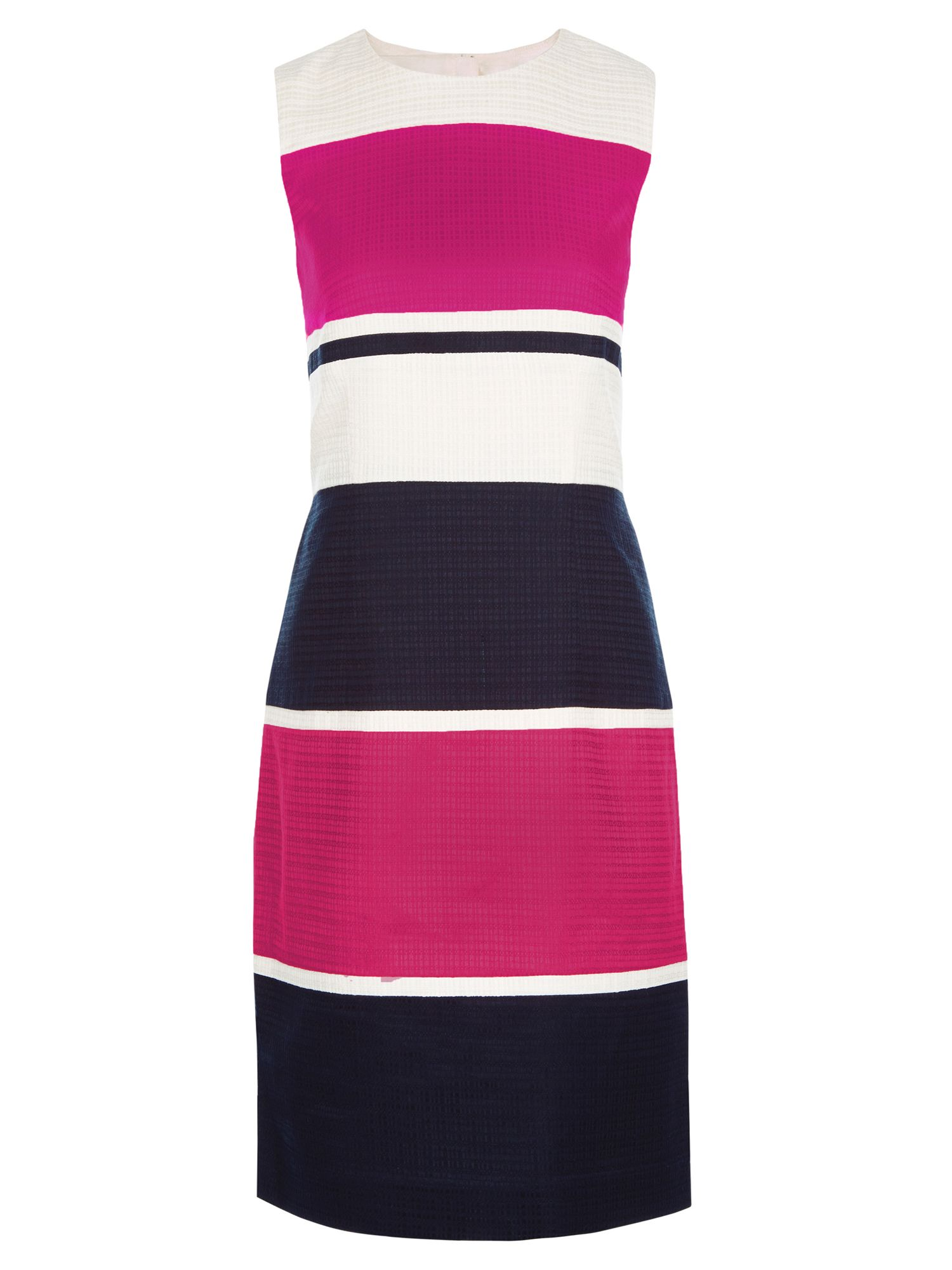 Hobbs Honey Shift Dress, Multi-Coloured