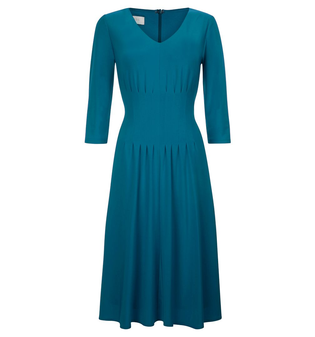 Hobbs Venise Dress, Green