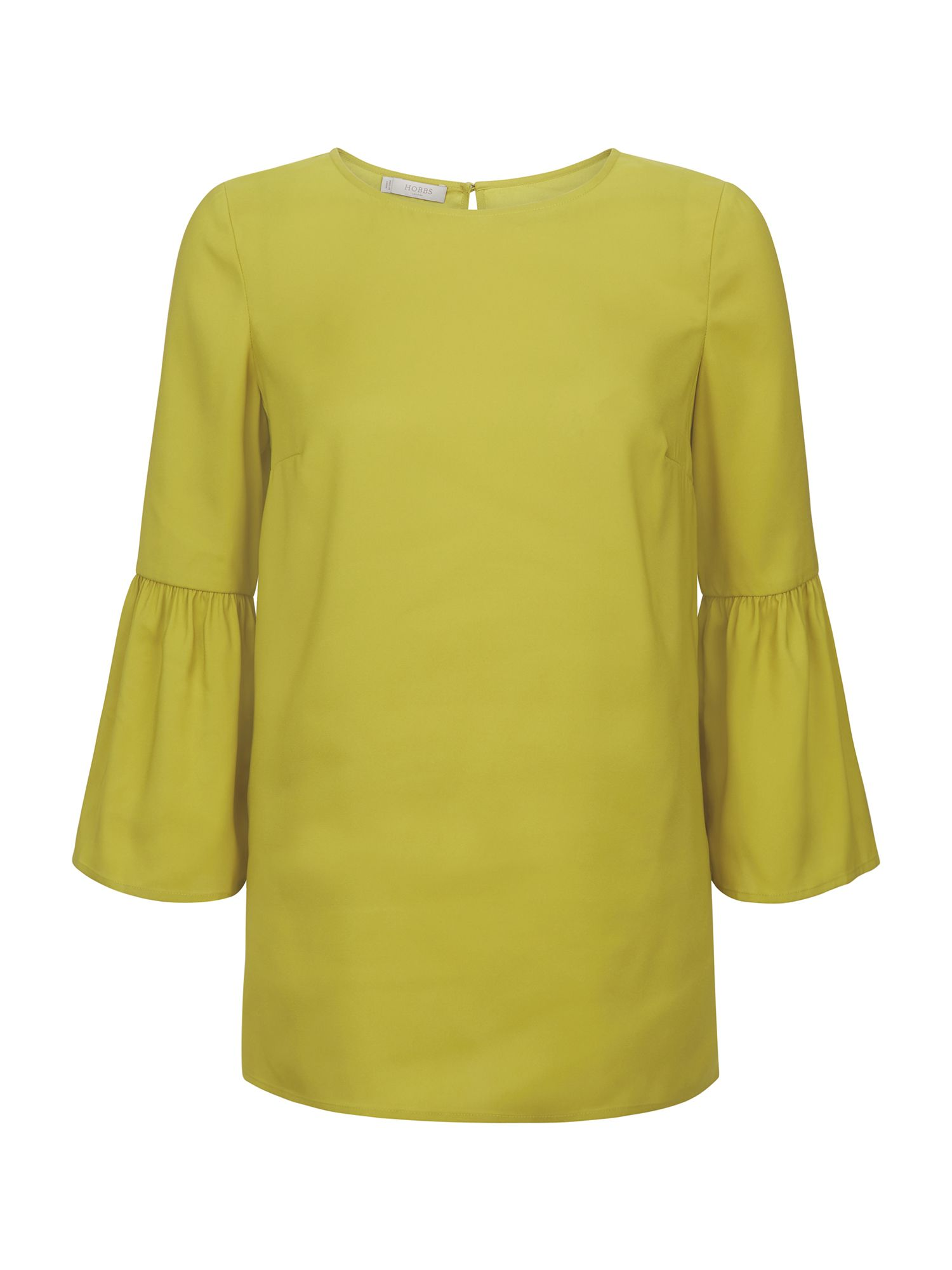Hobbs Louisa Top, Yellow