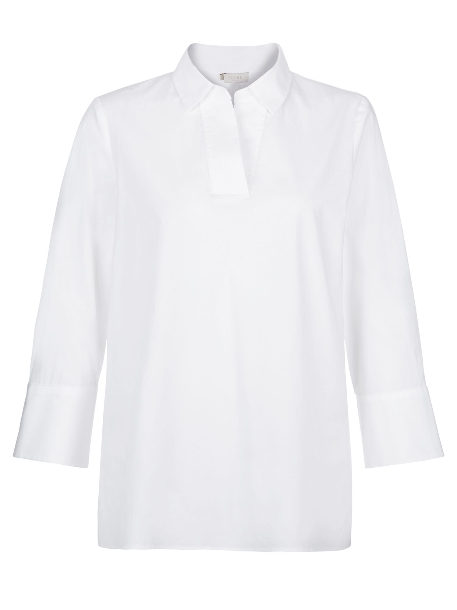 Hobbs Cathy Shirt, White