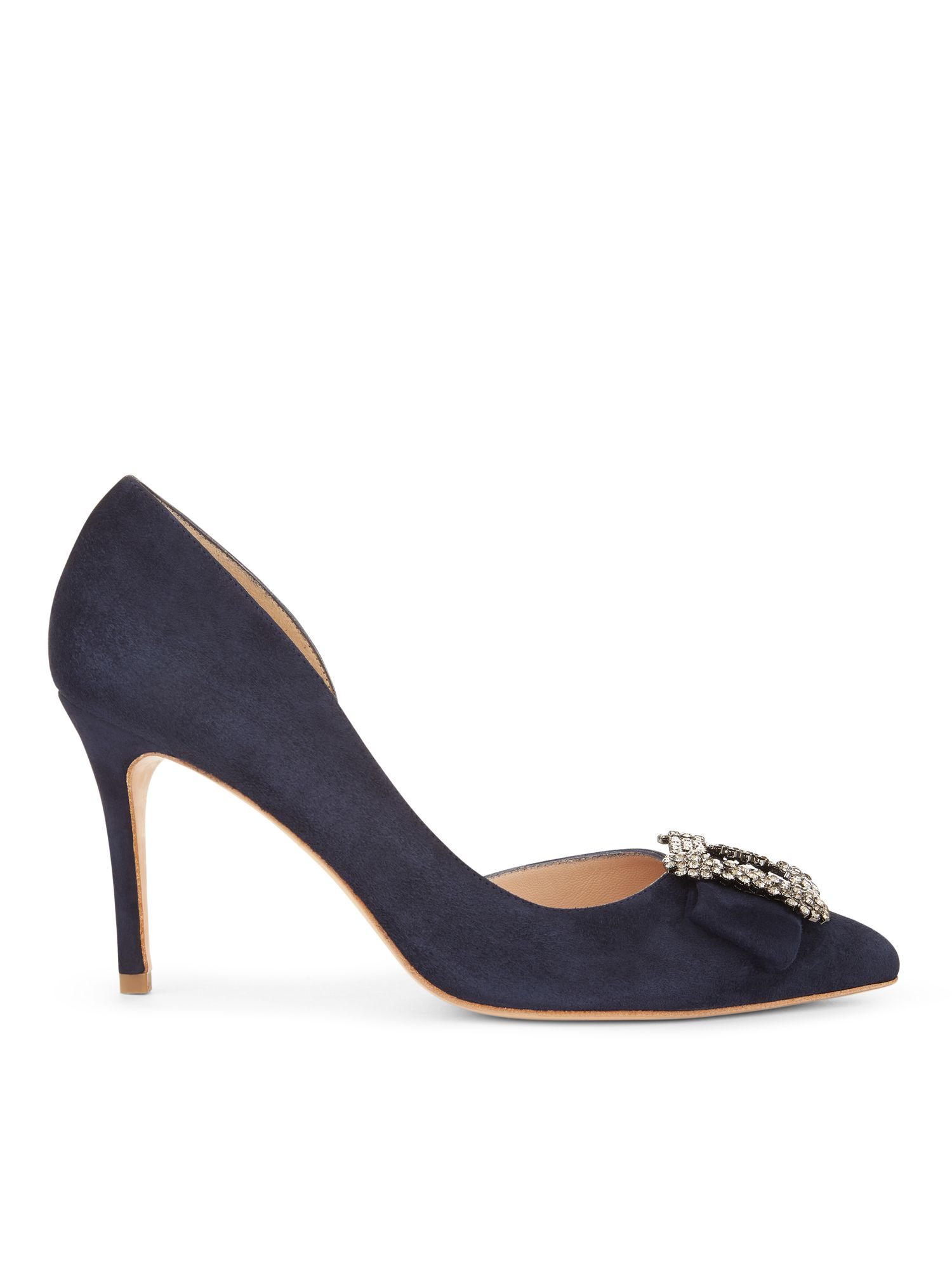 Click to view product details and reviews for Hobbs Felicity Court Blue.