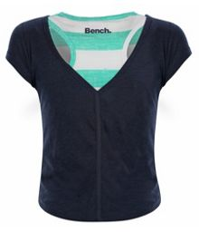 Girl`s suntimmy double layer top