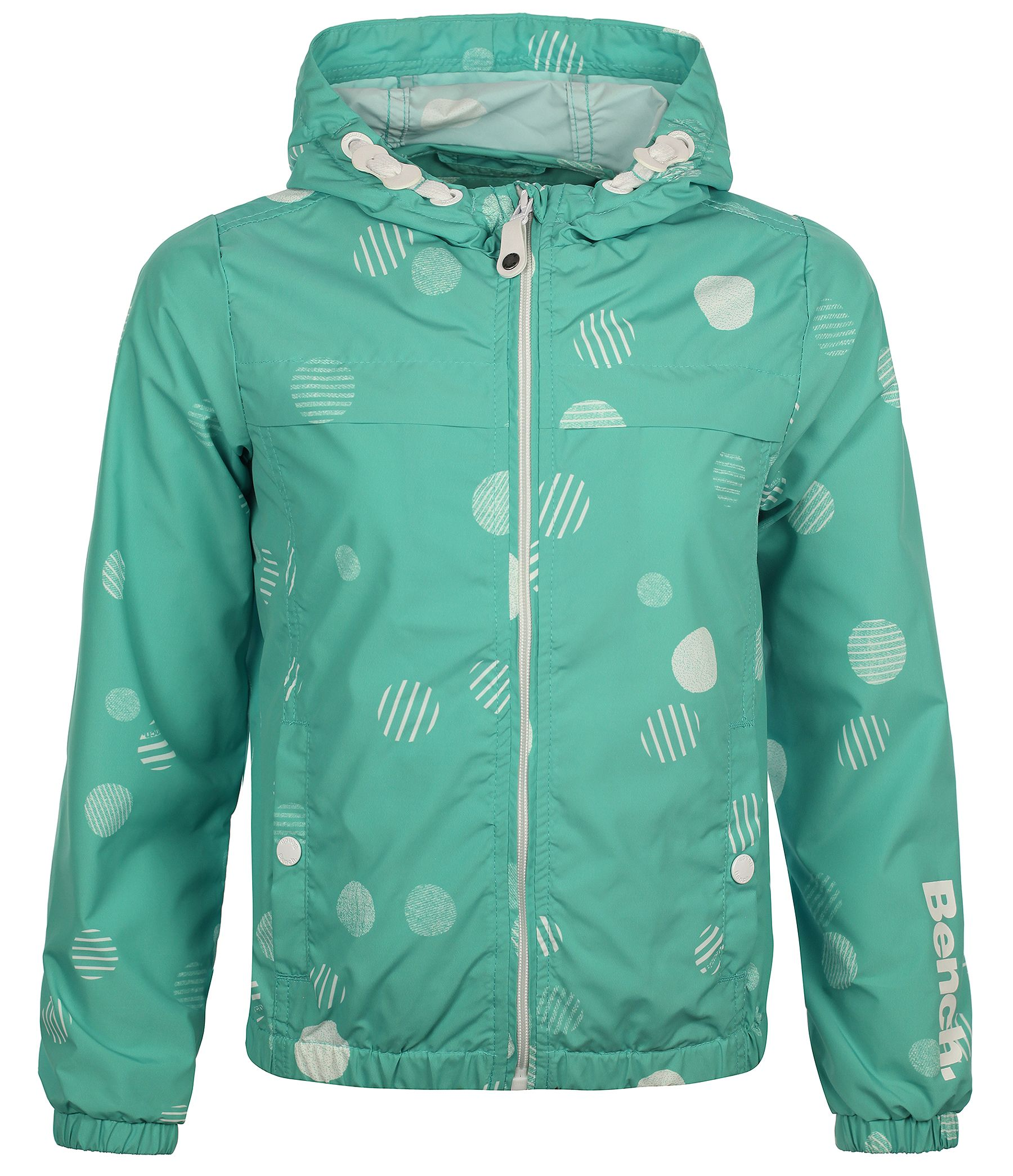 Girls retro cag c hooded light jacket