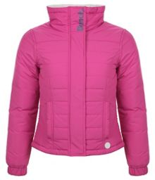 Girl`s quilto light quilted jacket