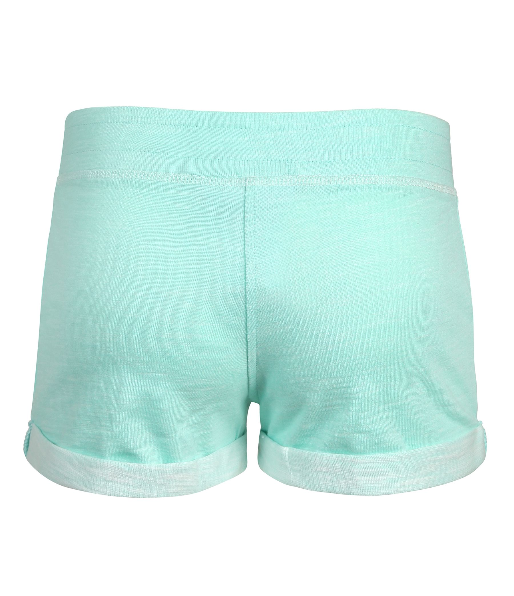 Girls fastmed jersey shorts