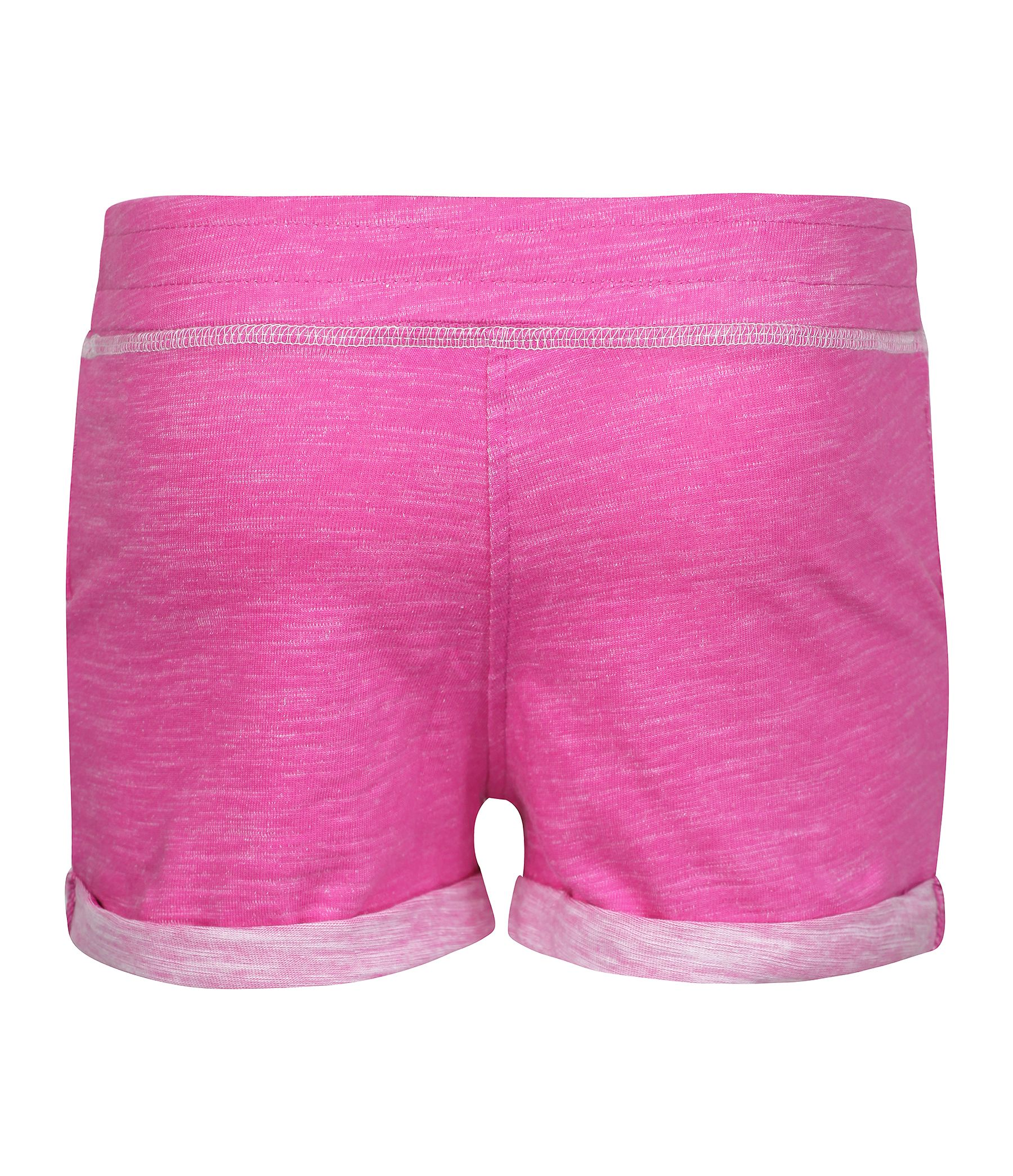 Girl`s fastmed jersey shorts