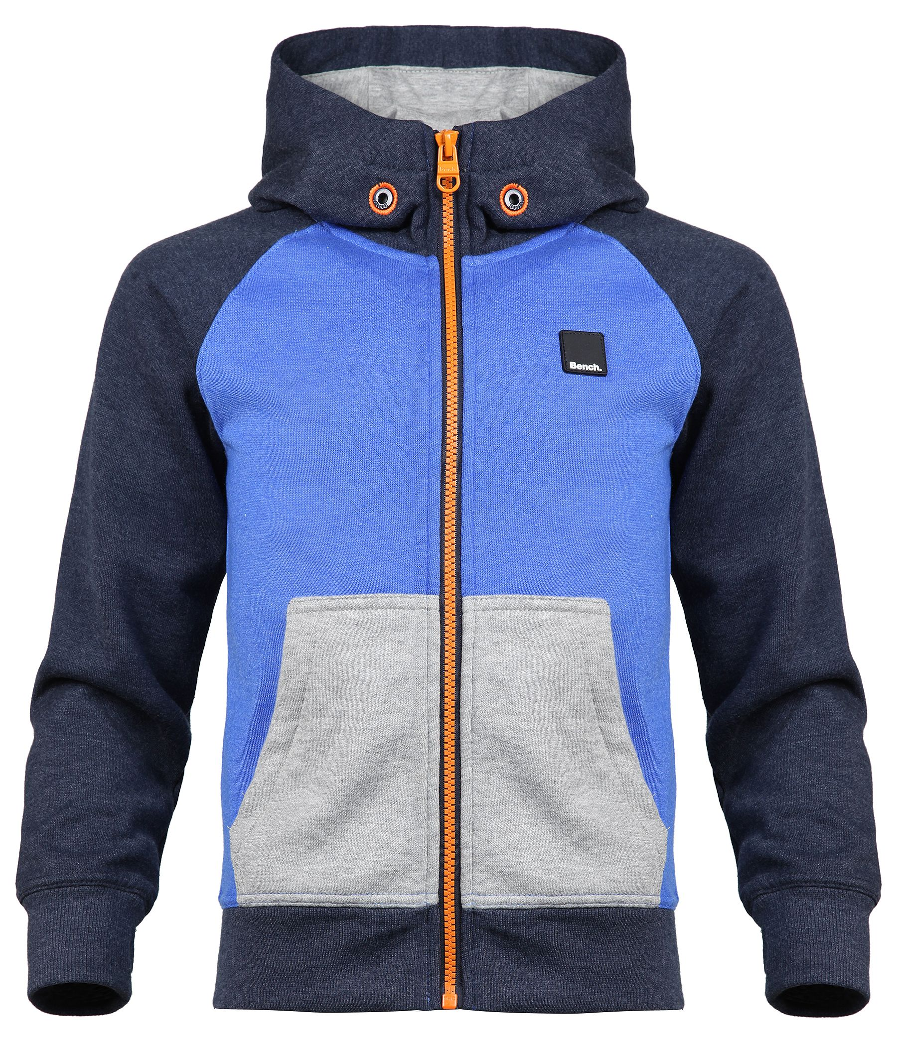 Boys hurricane zip up hooded top