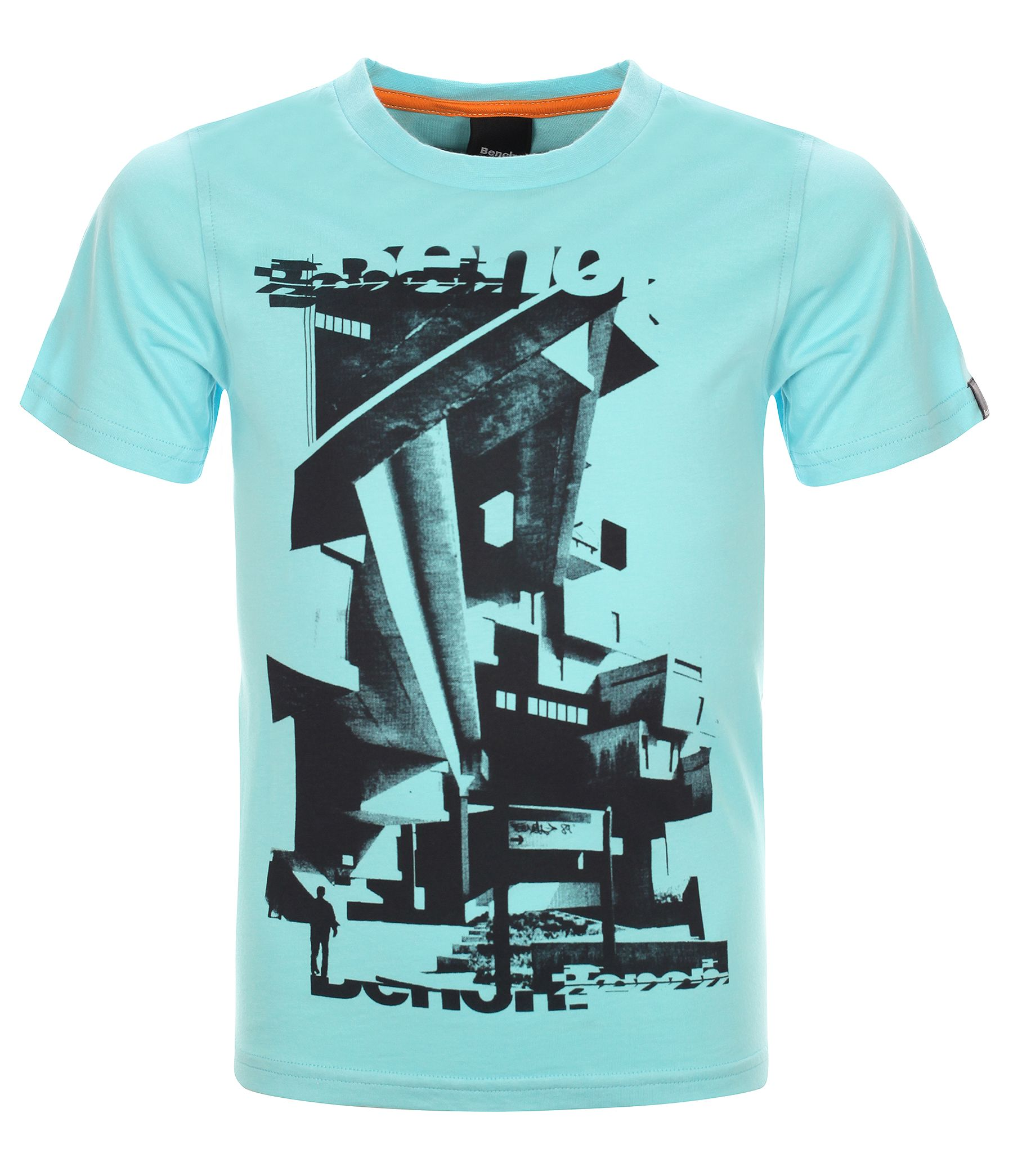 Boys the blocks graphic t-shirt