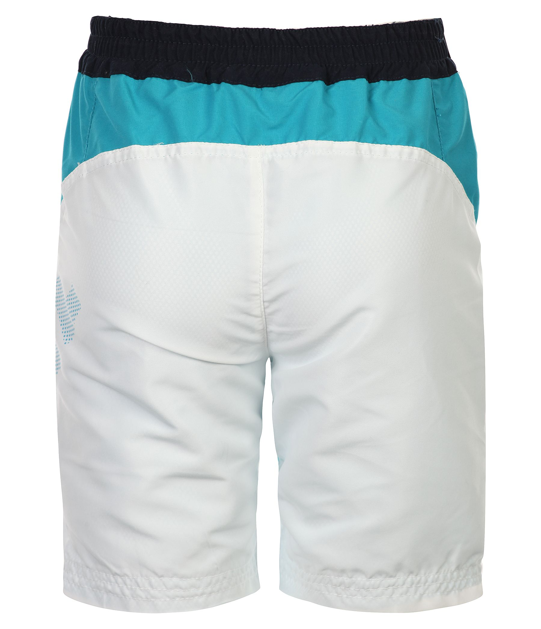 Boy`s benyon b colour block swimshorts