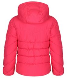 Girls snowbubble padded winter coat